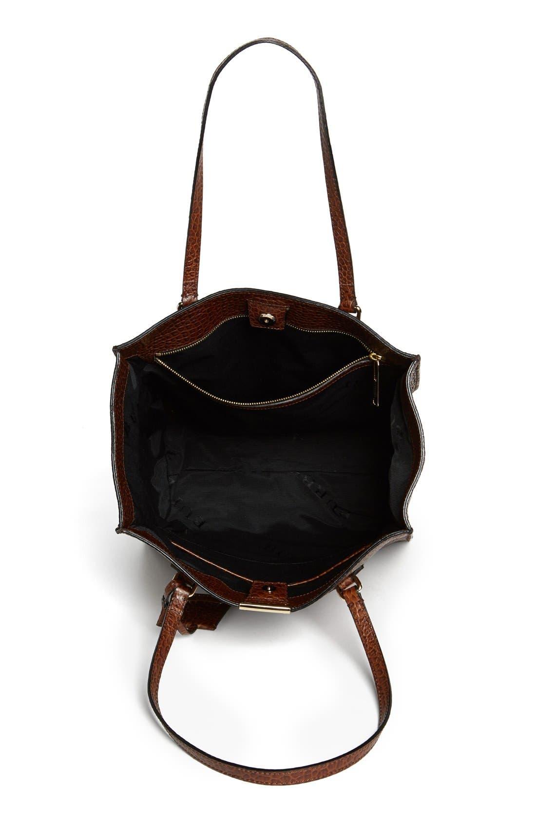 Alternate Image 3  - Burberry 'Woodbury - Medium' Leather Tote