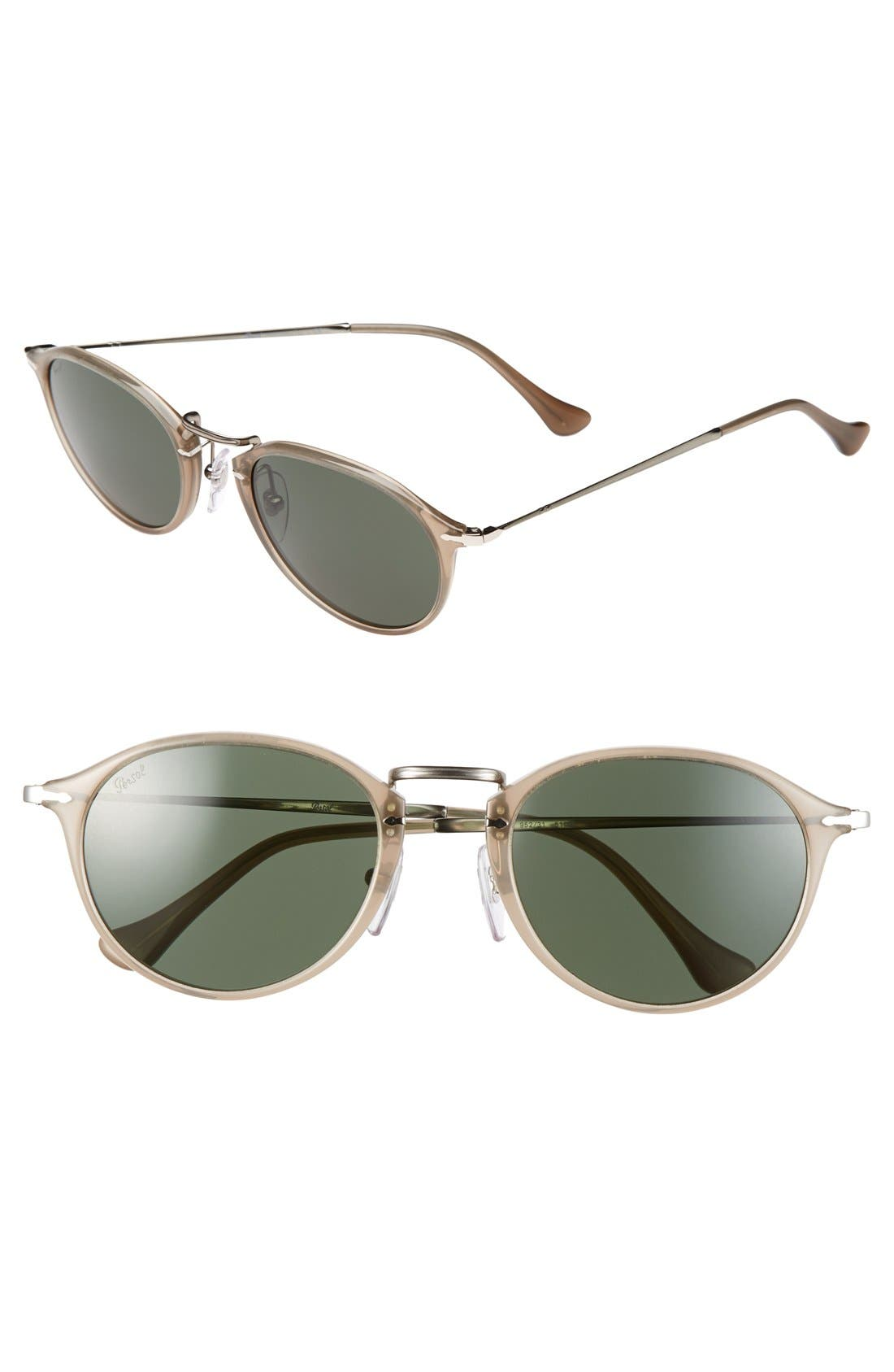 Main Image - Persol 51mm Defined Bridge Sunglasses