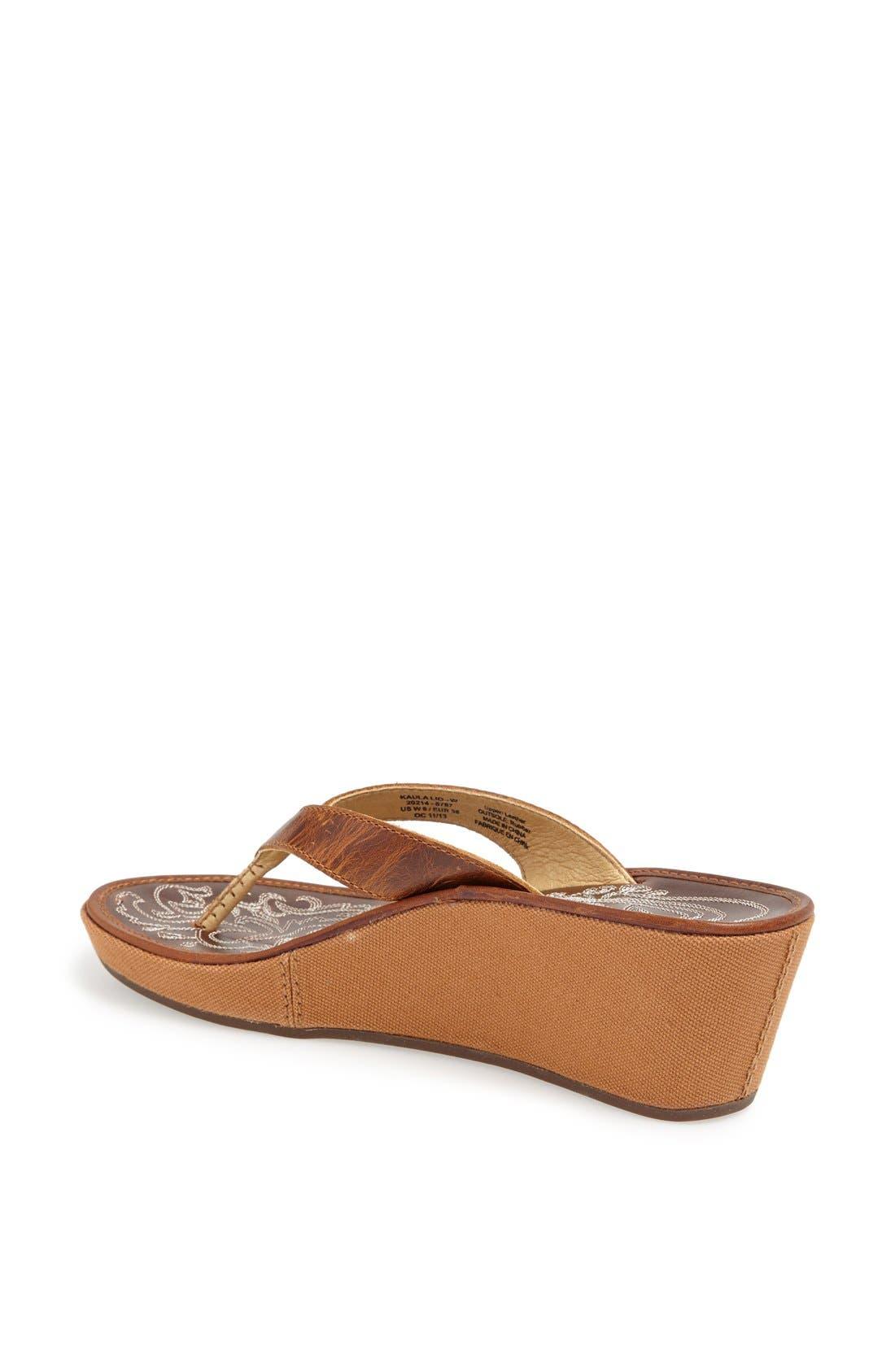 Alternate Image 2  - OluKai 'Kaula Lio' Sandal