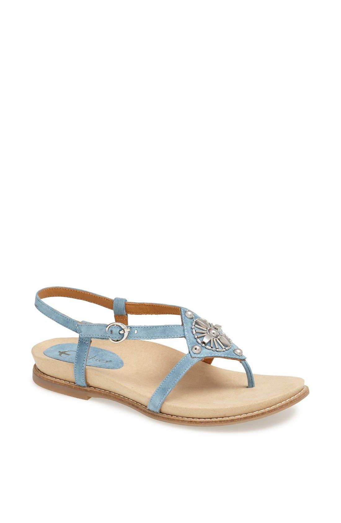 Alternate Image 1 Selected - Earthies® 'Tello' Sandal