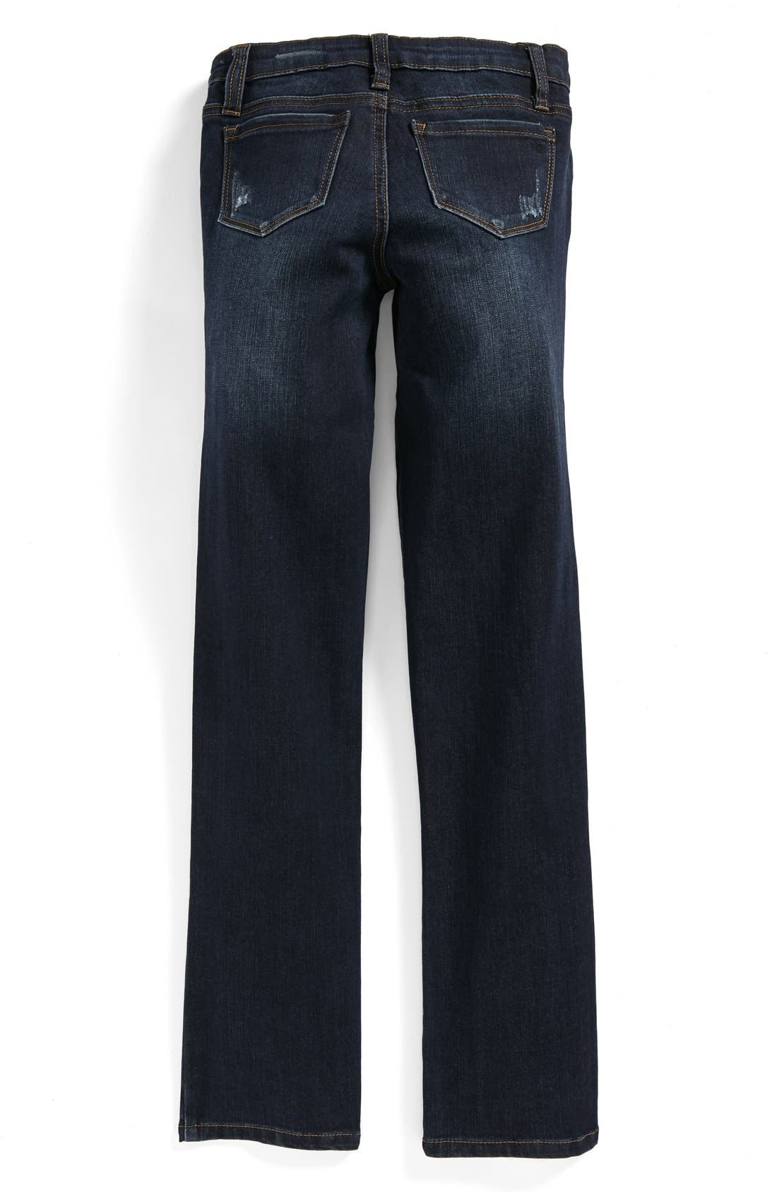 Alternate Image 1 Selected - Tractr Boyfriend Jeans (Big Girls)