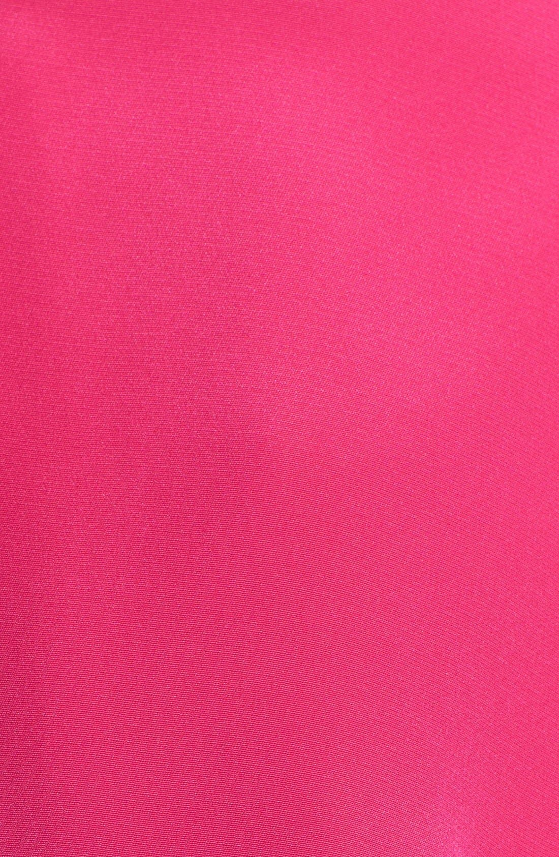 Alternate Image 3  - Rebecca Minkoff 'Stam' Peplum Silk Sheath Dress