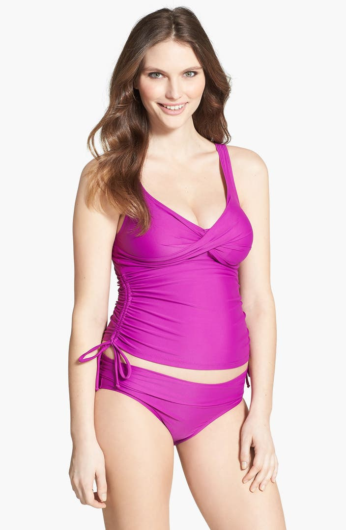 Maternity Swim Suits Swimming is one of the best forms of exercise during pregnancy, and our amazing maternity swimwear will give you an extra reason to take the plunge. At Figure 8 Maternity, we offer a stylish selection of maternity swimwear from top designers like Prego, Maternity .