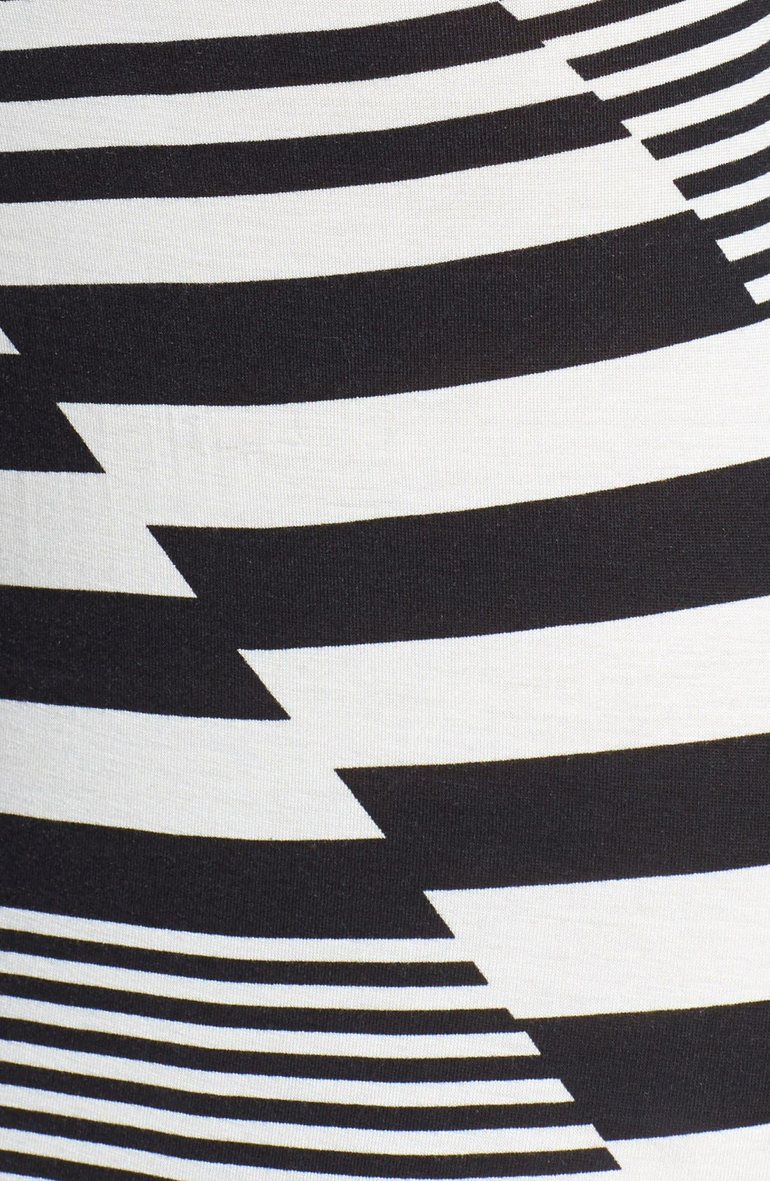 Alternate Image 3  - Jessica Simpson 'Rowan' Stripe Maxi Dress