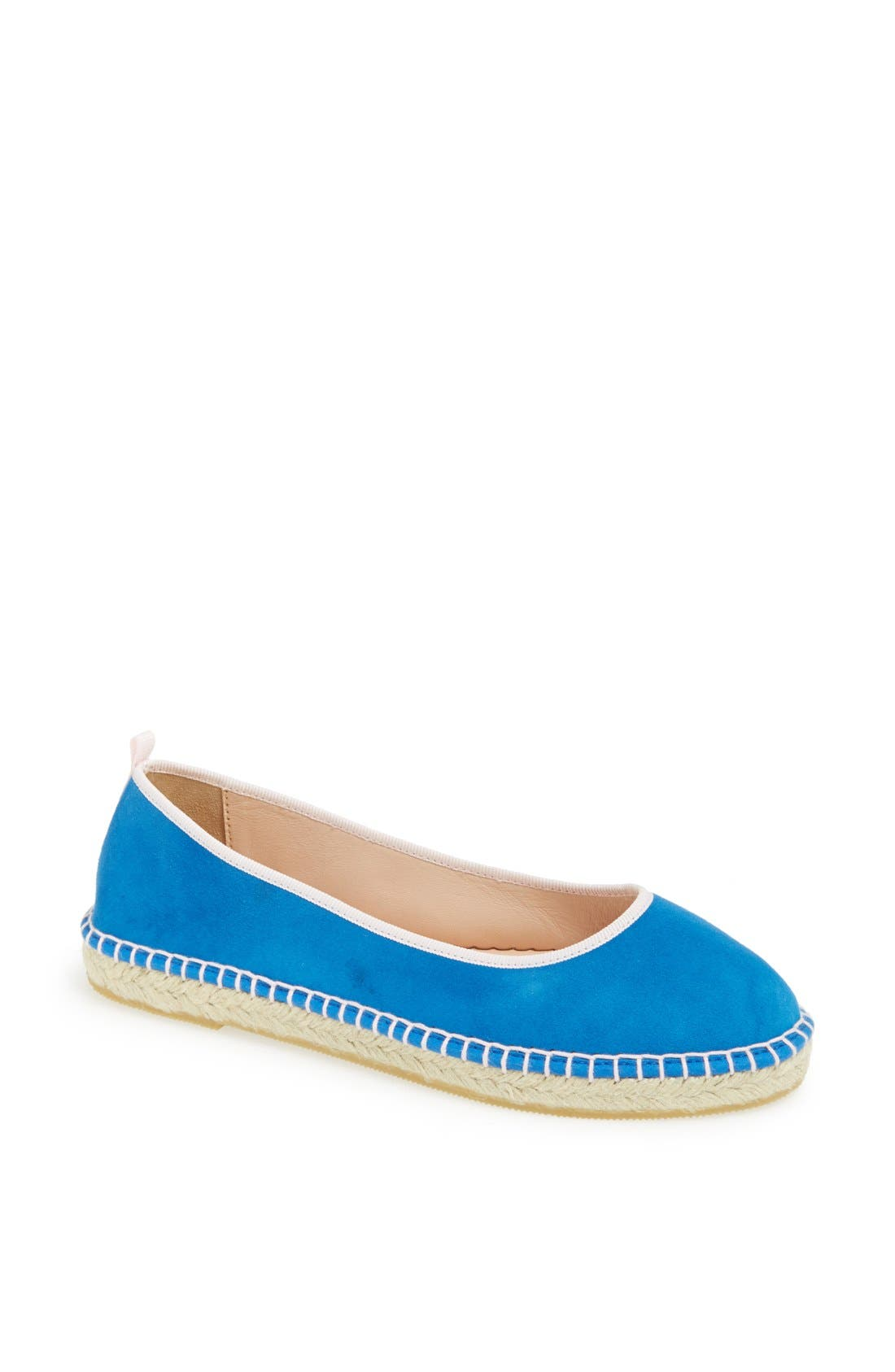 Main Image - SJP 'Billie' Suede Flat (Nordstrom Exclusive)