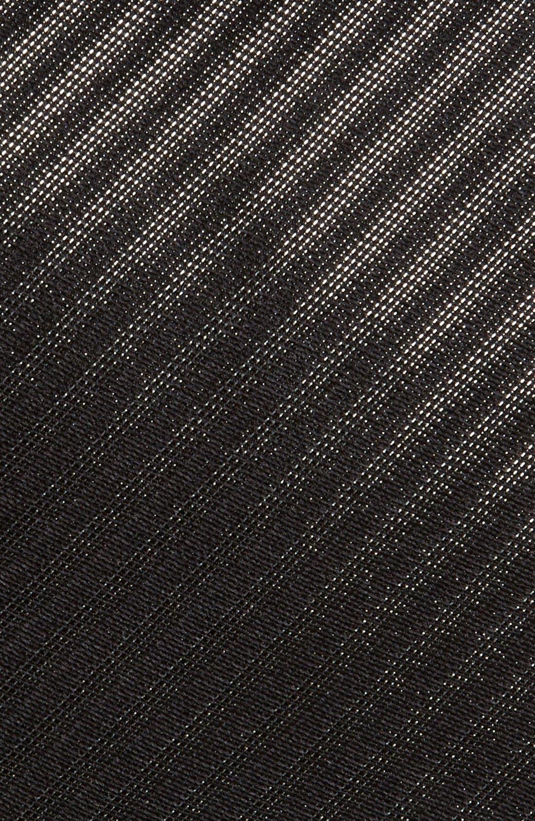 Alternate Image 2  - Yves Saint Laurent Woven Silk Blend Tie