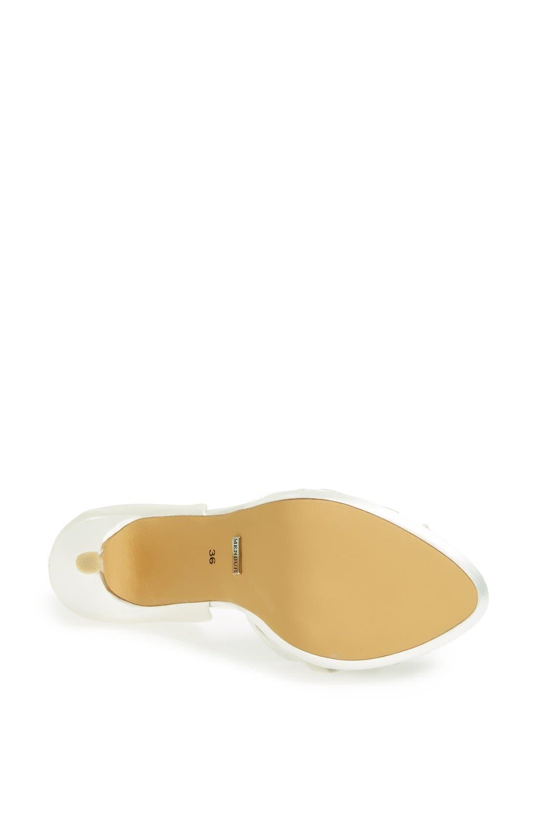 Alternate Image 4  - Menbur 'Andrea' Ankle Strap Sandal