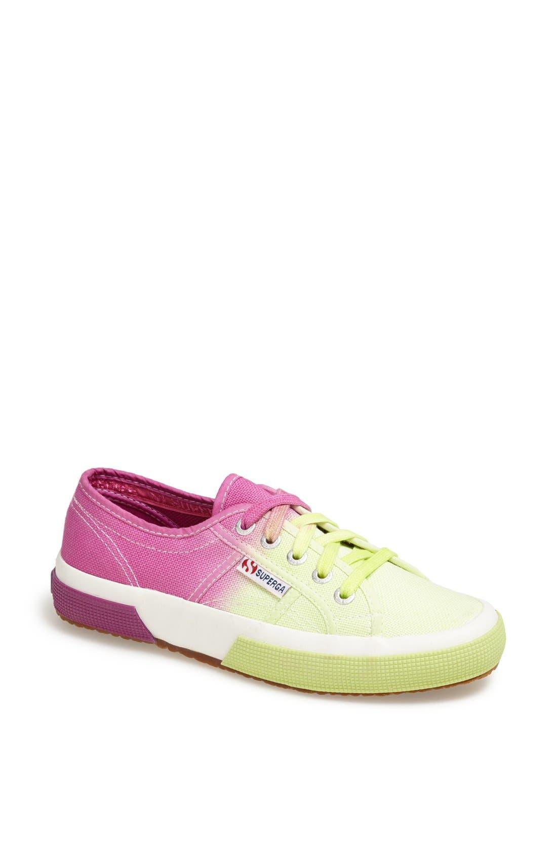 Alternate Image 1 Selected - Superga 'Cotu - Shade' Sneaker (Women)