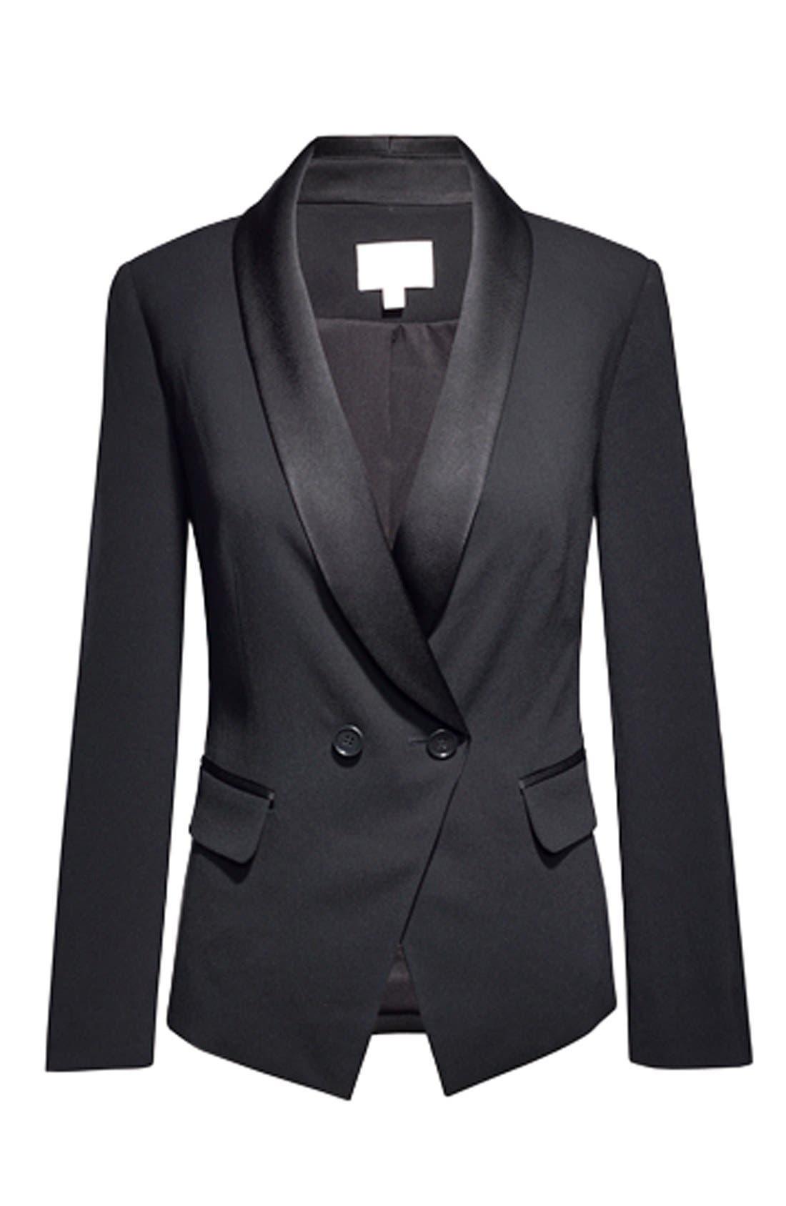 Alternate Image 1 Selected - Chelsea28 Jacket, Top & Pants