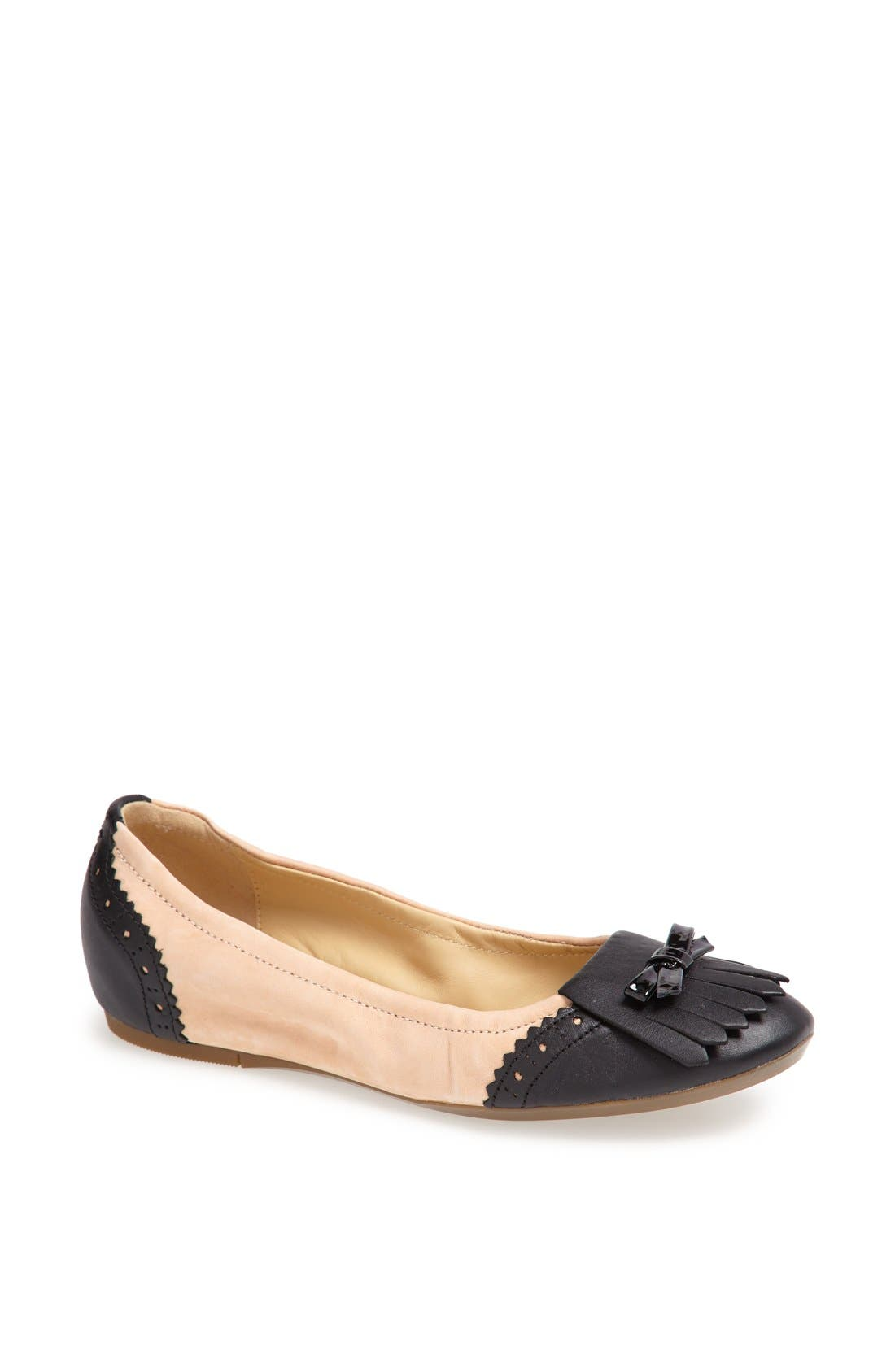 Main Image - Geox 'Karima' Leather Flat