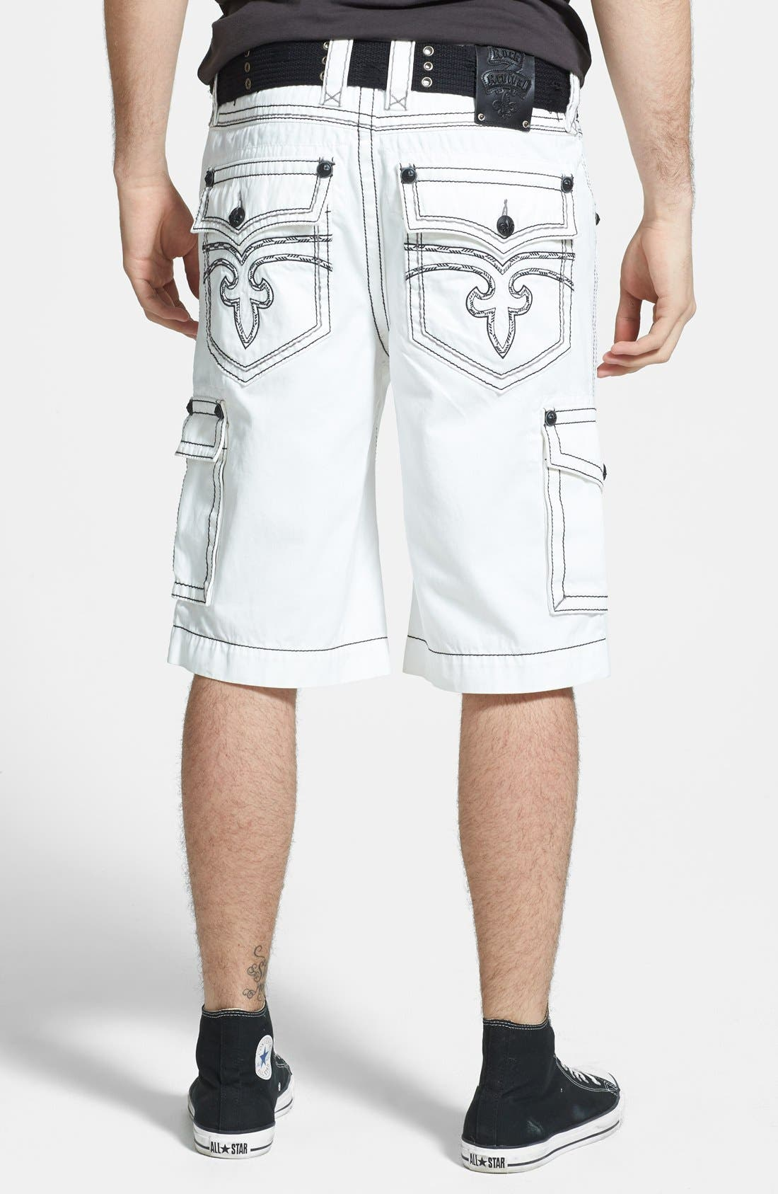Alternate Image 1 Selected - Rock Revival Cargo Shorts