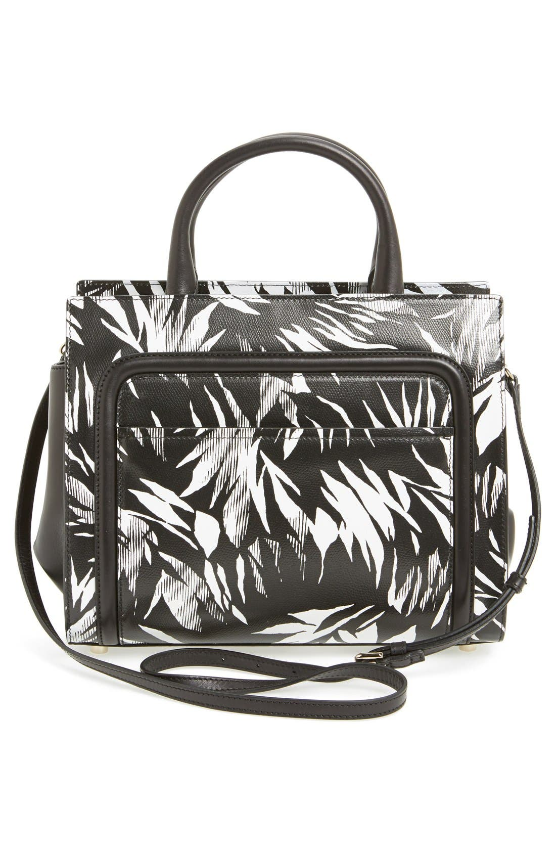 Alternate Image 4  - Jason Wu 'Daphne 2' Tropical Print Crossbody Bag