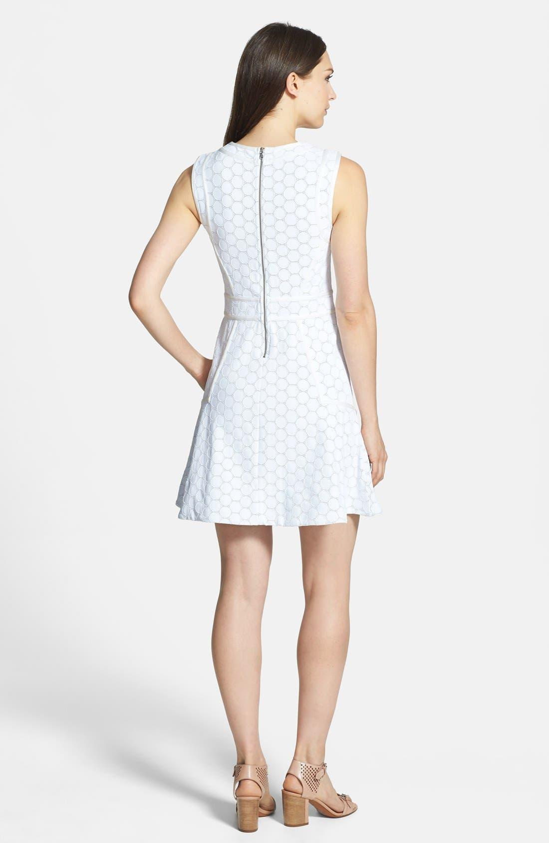 Alternate Image 2  - MARC BY MARC JACOBS 'Leyna Dotty' Dress