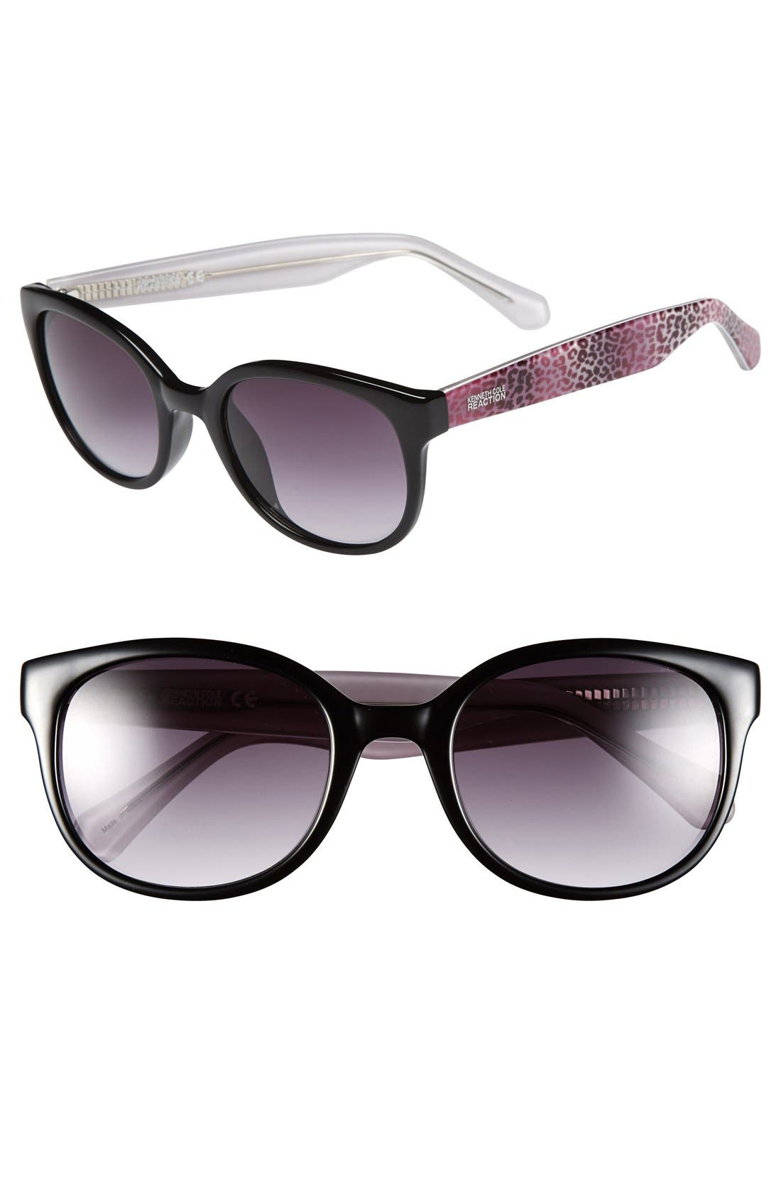 Main Image - Kenneth Cole Reaction 53mm Sunglasses