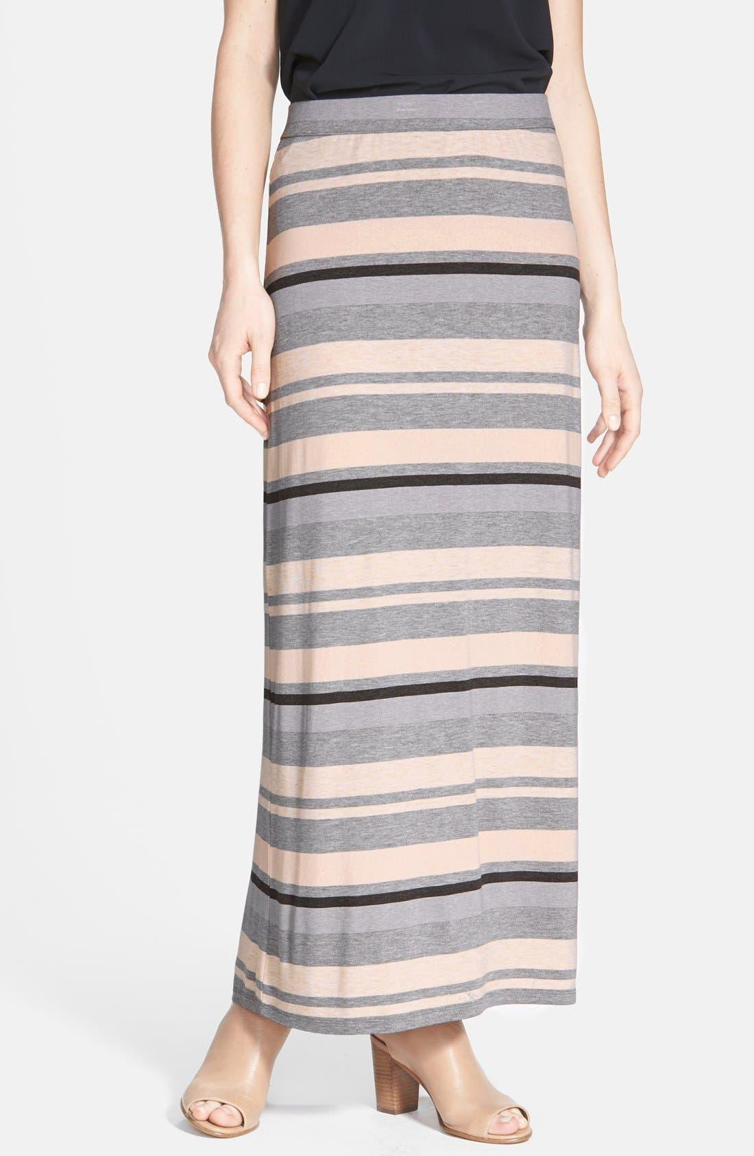 Alternate Image 1 Selected - Jessica Simpson 'Sam' Maxi Skirt