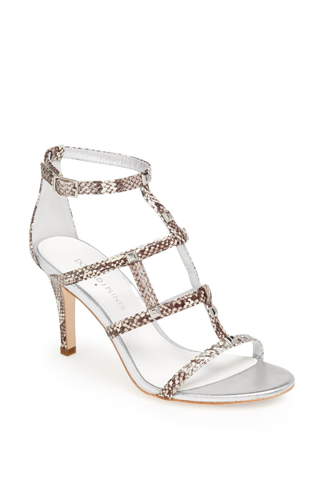 Alternate Image 1 Selected - Donald J Pliner 'Thee' Sandal