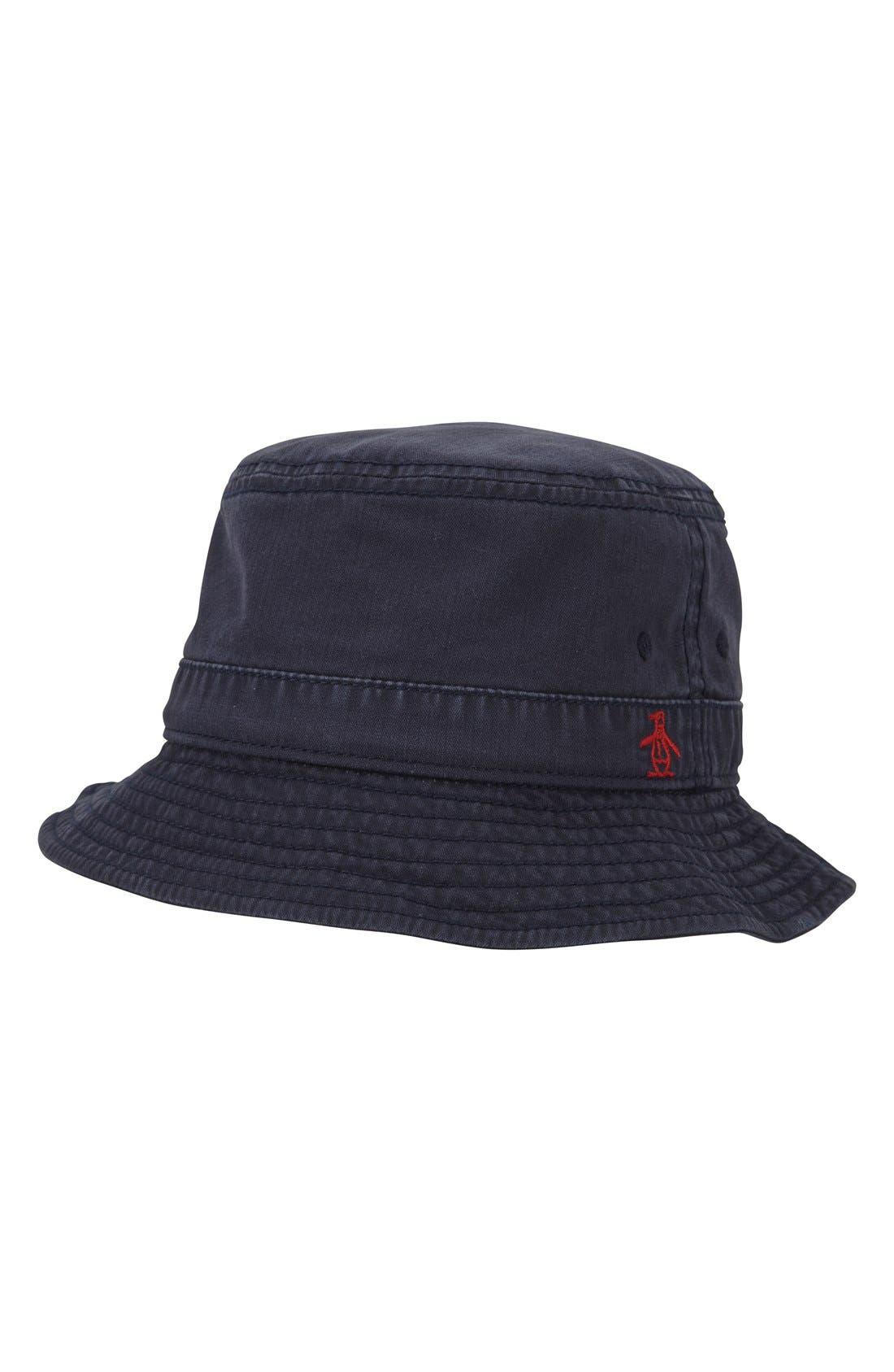 Alternate Image 1 Selected - Original Penguin 'Ferrer' Bucket Hat