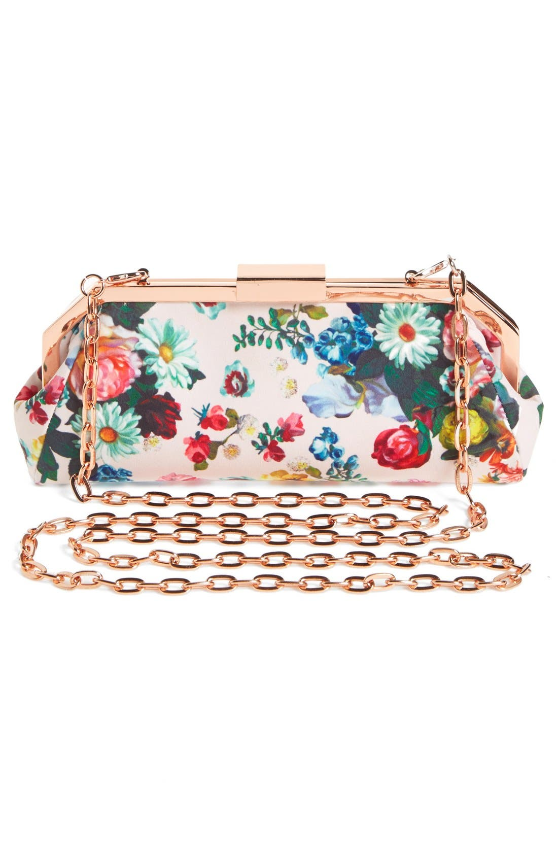 Alternate Image 3  - Ted Baker London Floral Clutch