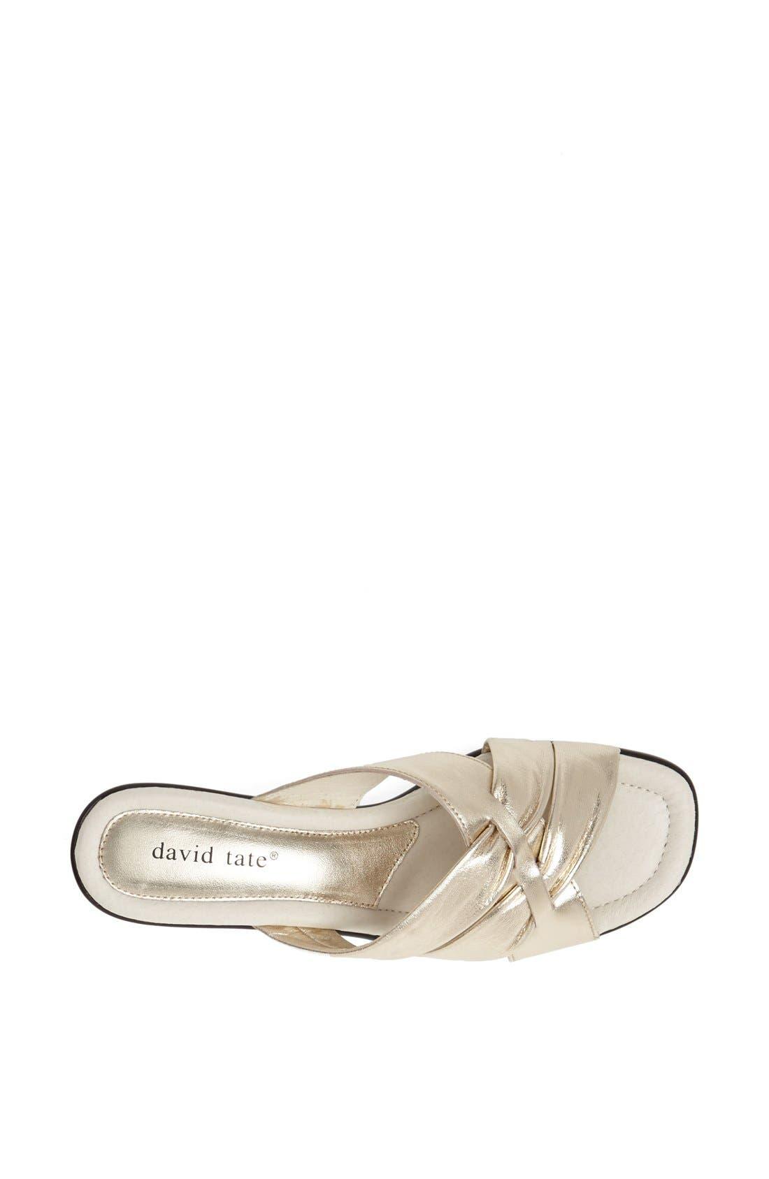 Alternate Image 3  - David Tate 'Luca' Slide Sandal
