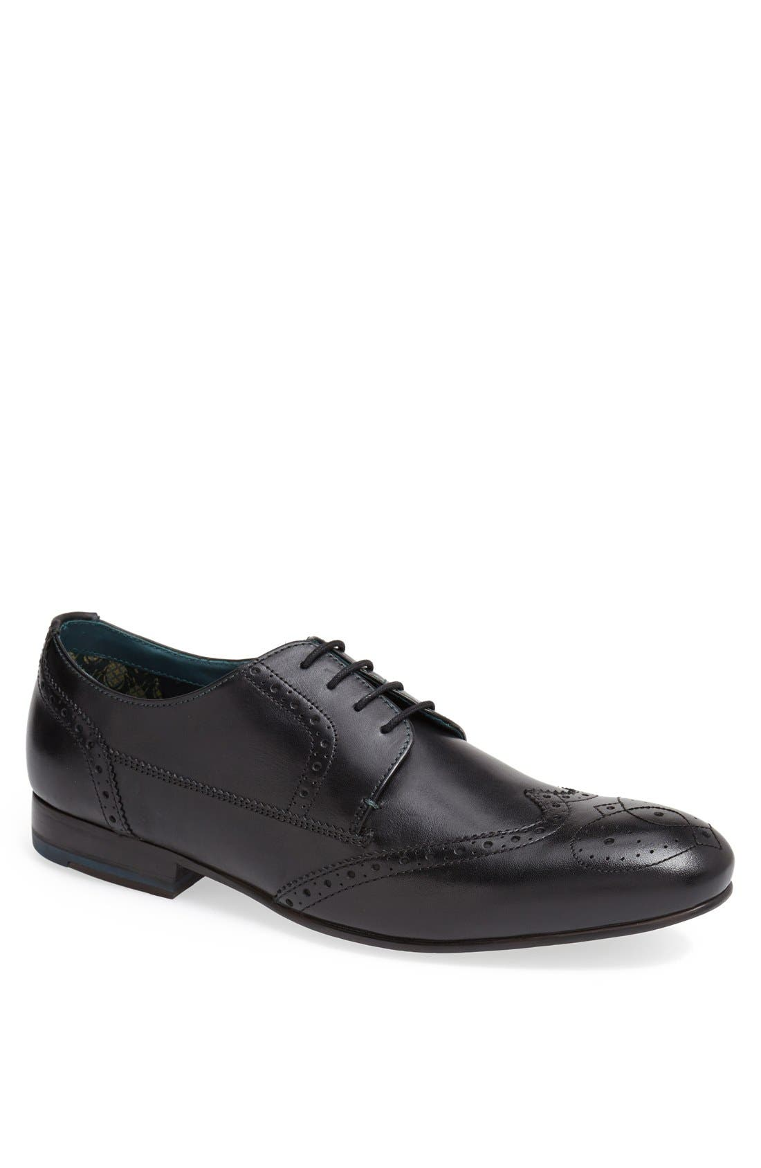 Main Image - Ted Baker London 'Barsel' Wingtip