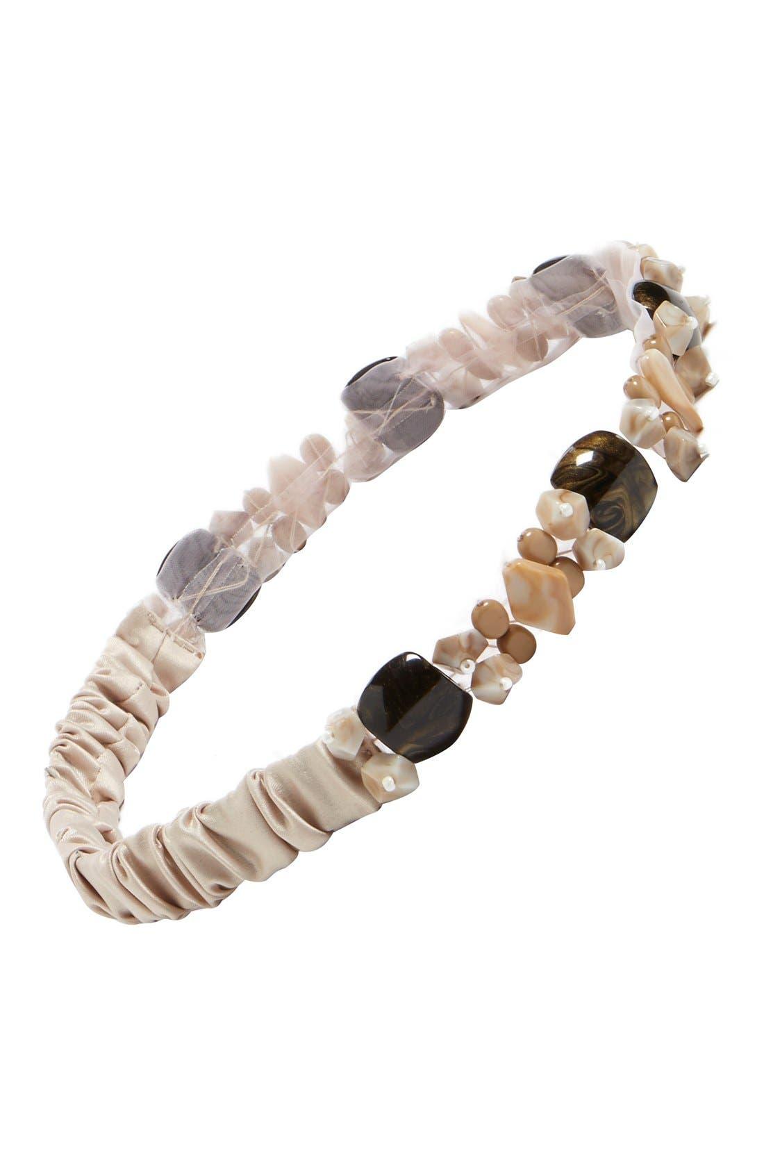 Alternate Image 1 Selected - Tasha 'Crown of Stones' Headband