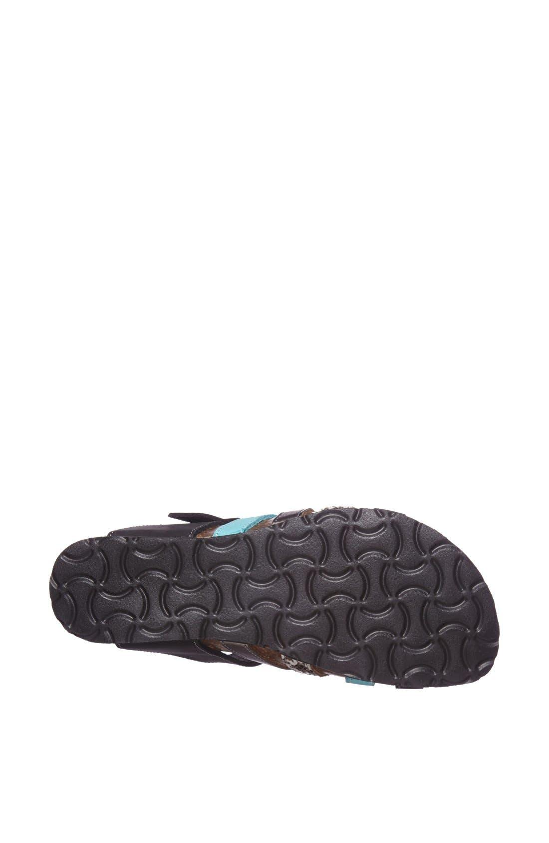 Alternate Image 4  - BioNatura 'Nutmeg' Sandal