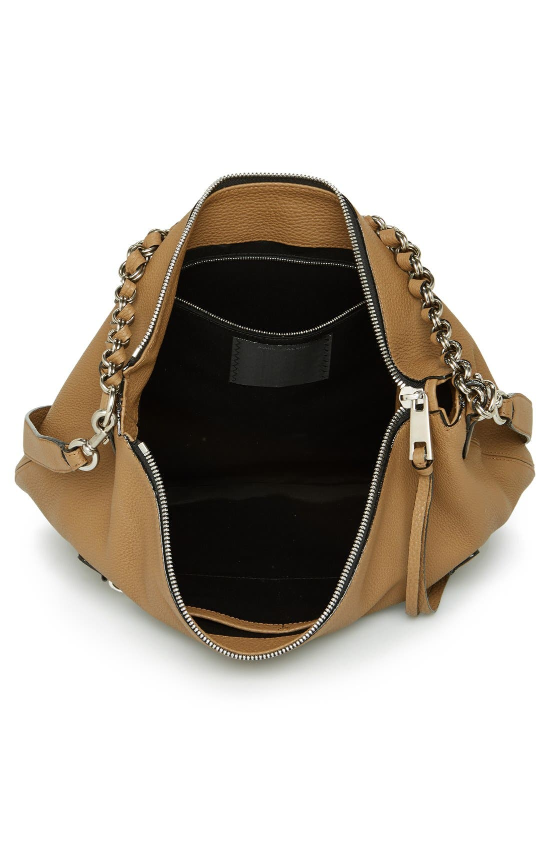 Alternate Image 3  - MARC JACOBS 'Big Apple Nomad' Calfskin Leather Hobo