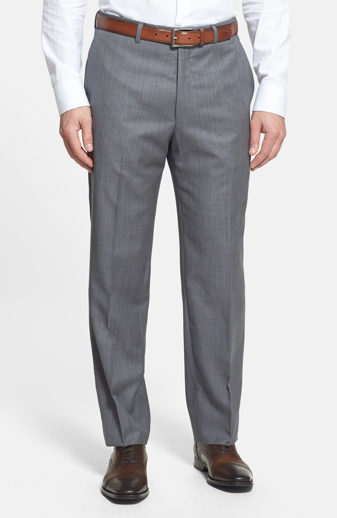 Alternate Image 4  - Hart Schaffner Marx 'Chicago' Classic Fit Wool Suit