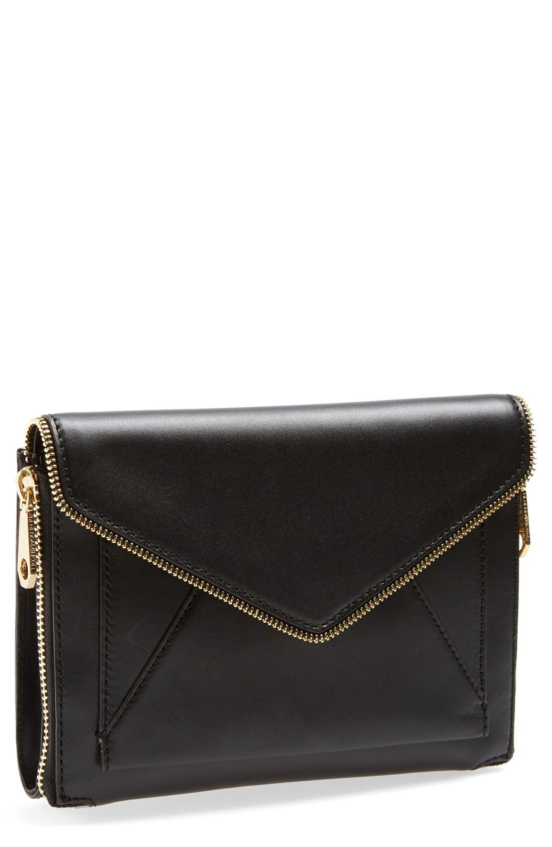 Main Image - Rebecca Minkoff 'Mini Marlowe' Clutch