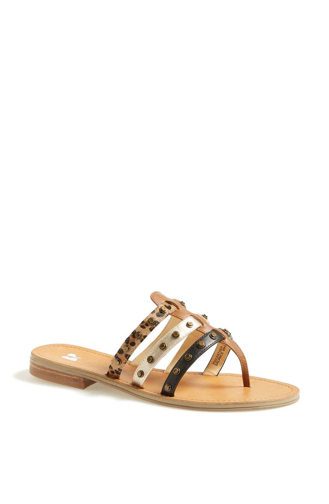 Alternate Image 1 Selected - BP. 'Kastoria' Flat Sandal