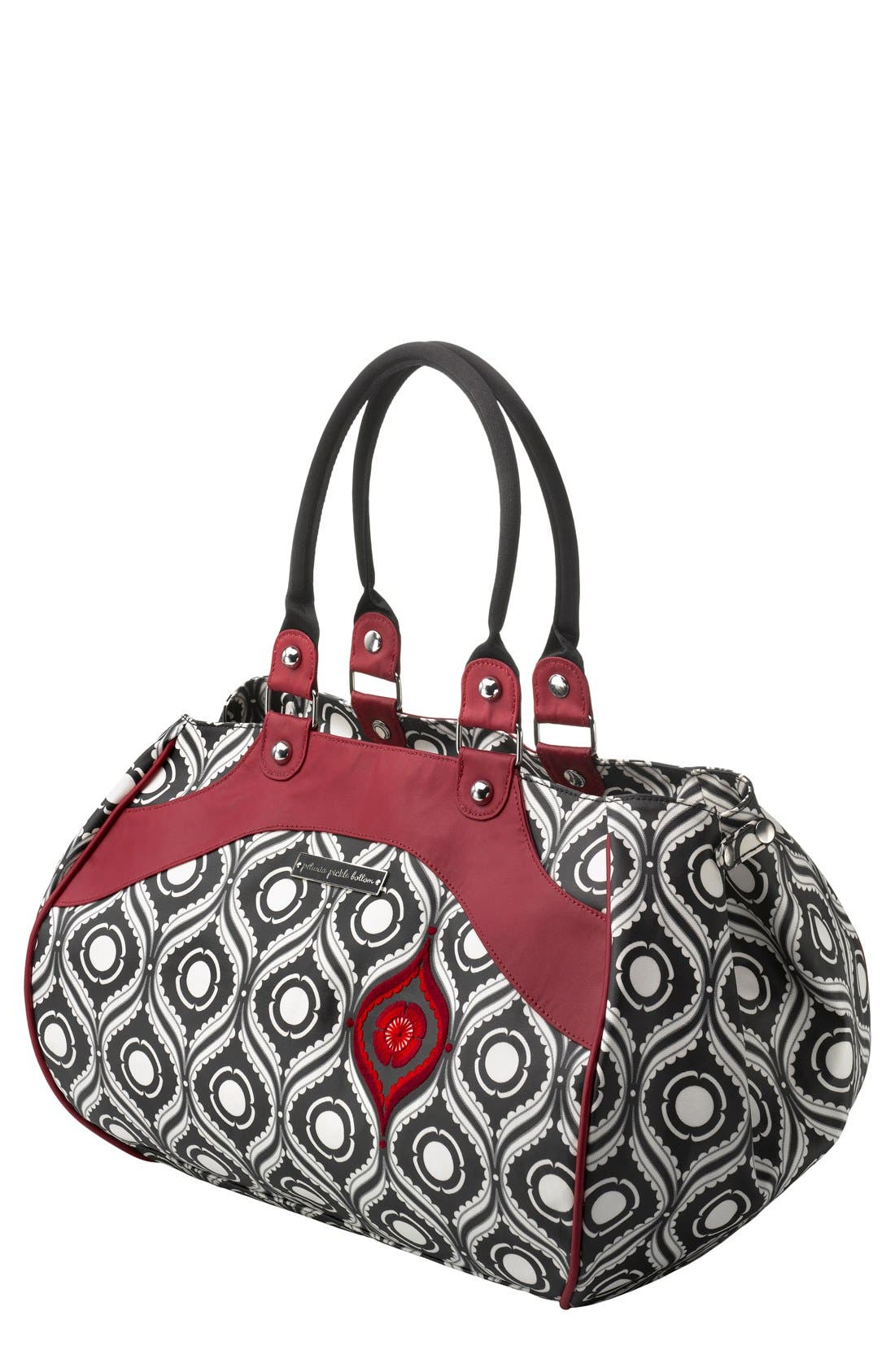 Alternate Image 1 Selected - Petunia Pickle Bottom 'Glazed Weekend' Diaper Bag