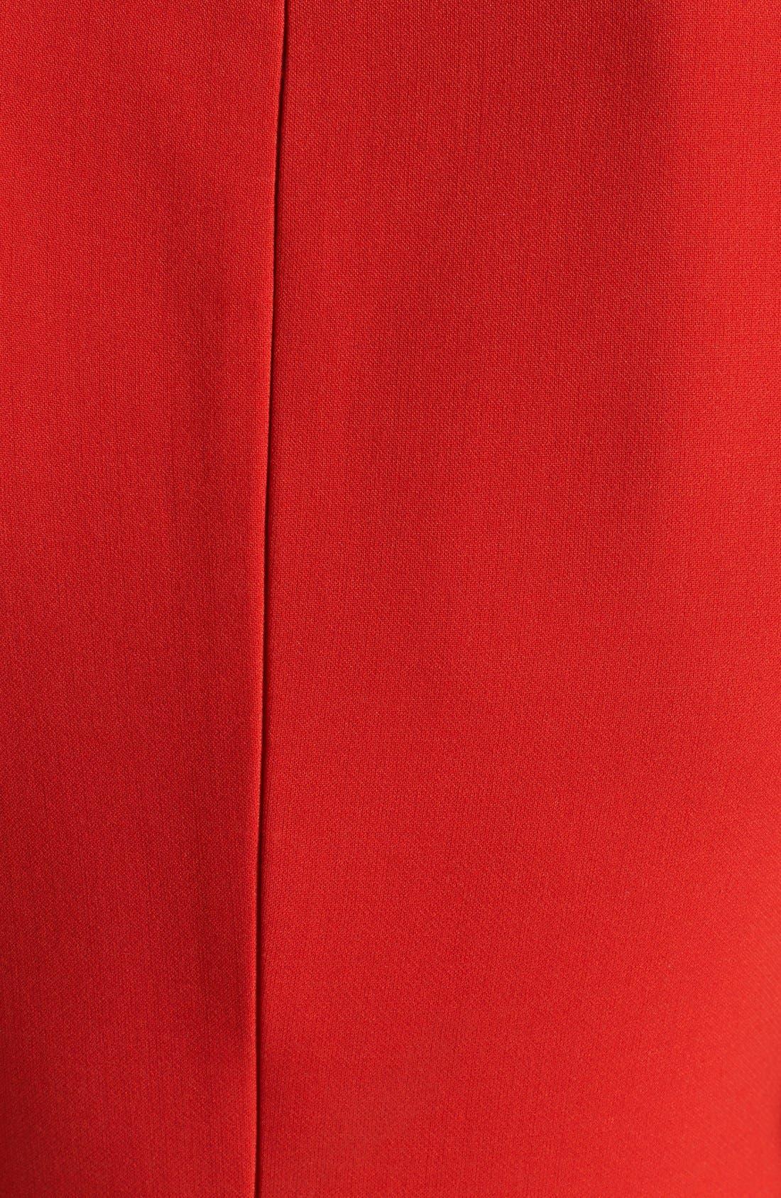Alternate Image 3  - Diane von Furstenberg 'Jeannie' Stretch Fit & Flare Dress