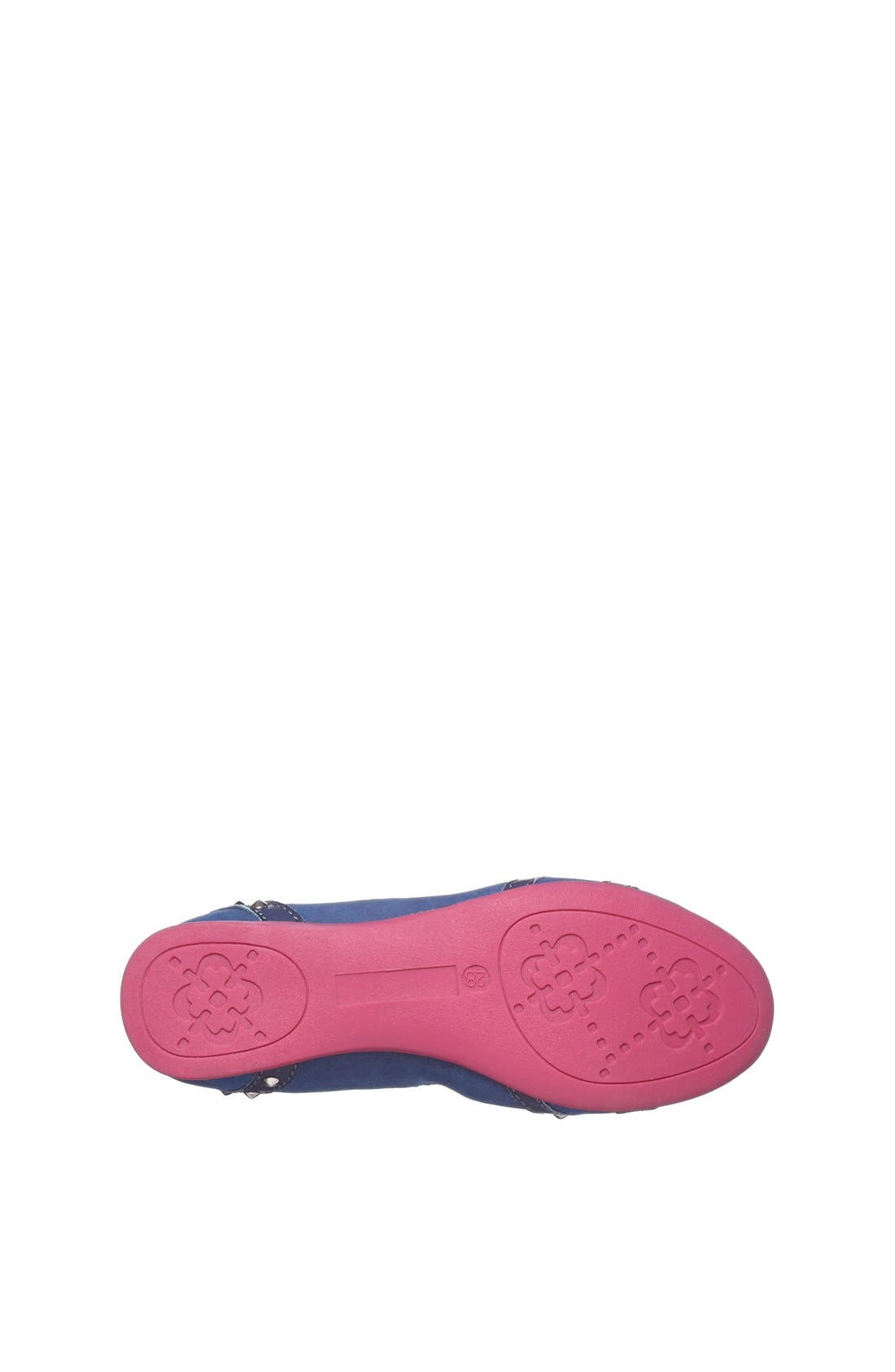 Alternate Image 4  - Kio Trend 'Flo' Flat (Toddler & Little Kid)