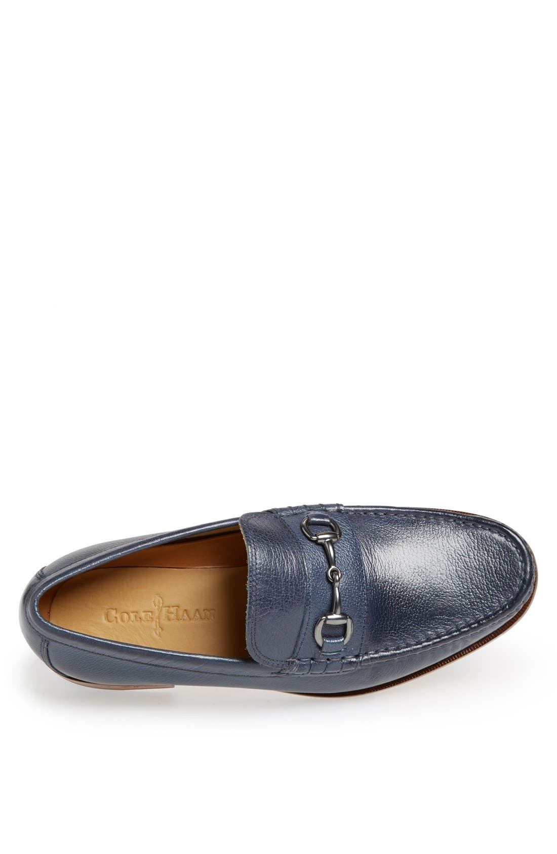 Alternate Image 3  - Cole Haan 'Hudson Square' Bit Loafer   (Men)