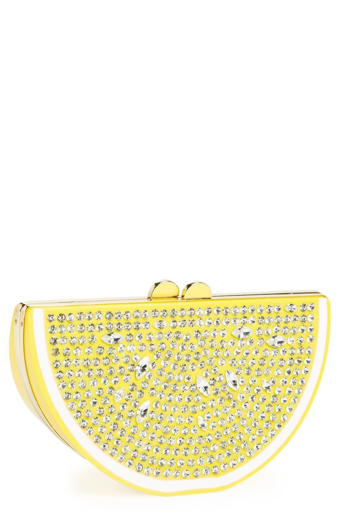 Main Image - kate spade new york 'via limoni - lina' clutch