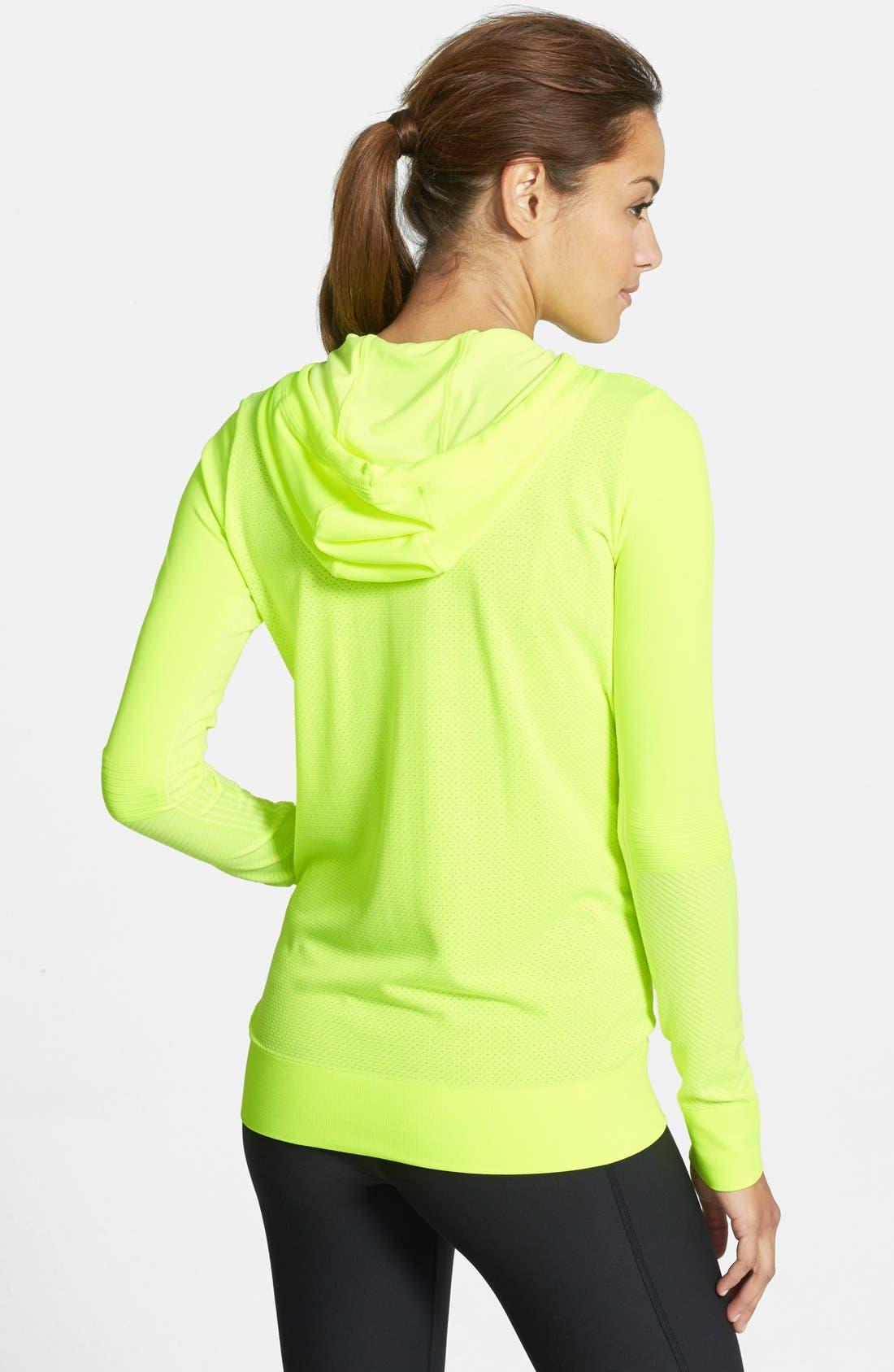 Alternate Image 2  - Nike 'Epic' Dri-FIT Knit Hoodie