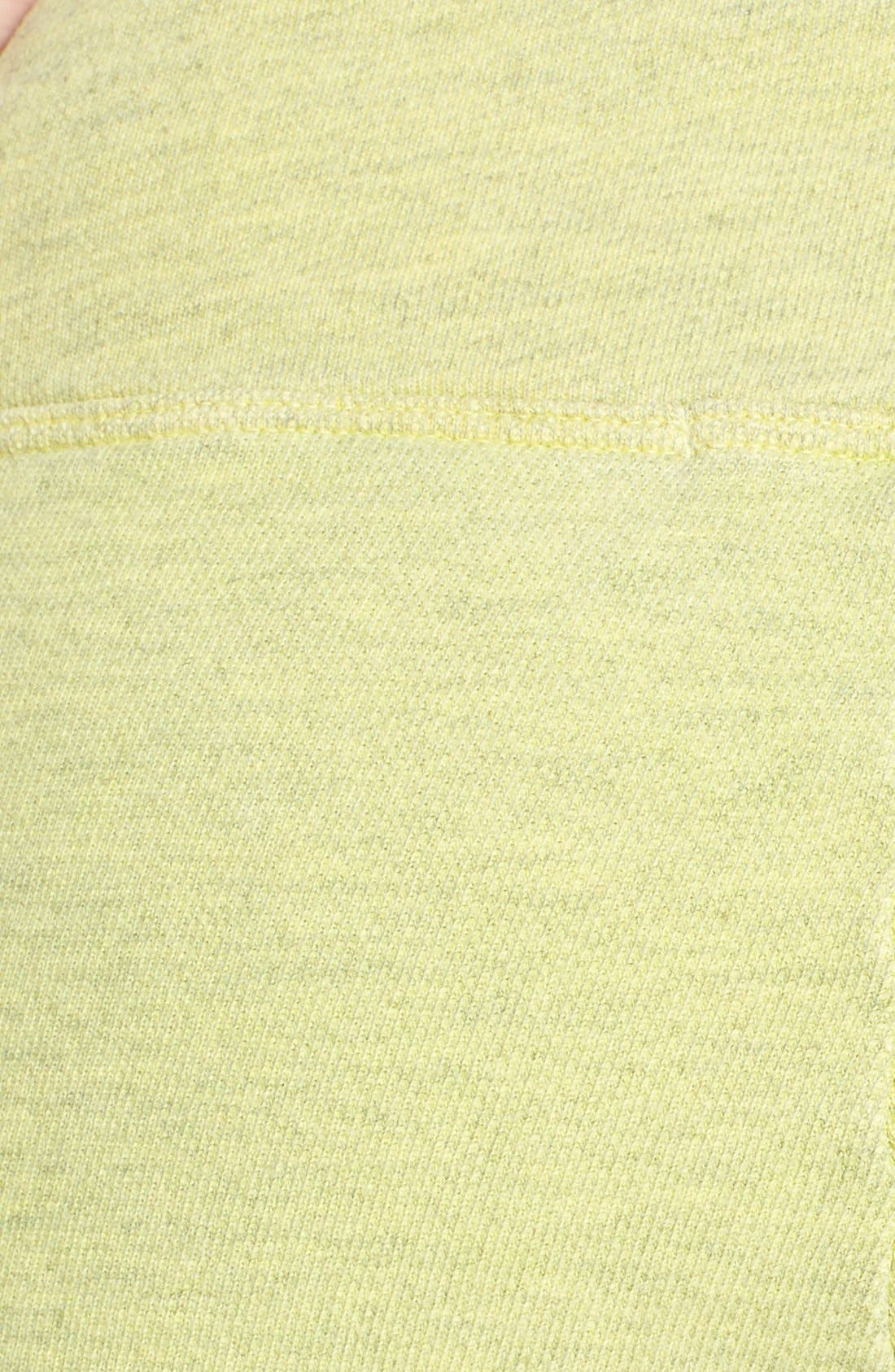 Alternate Image 3  - Solow Rolled Hem Shorts