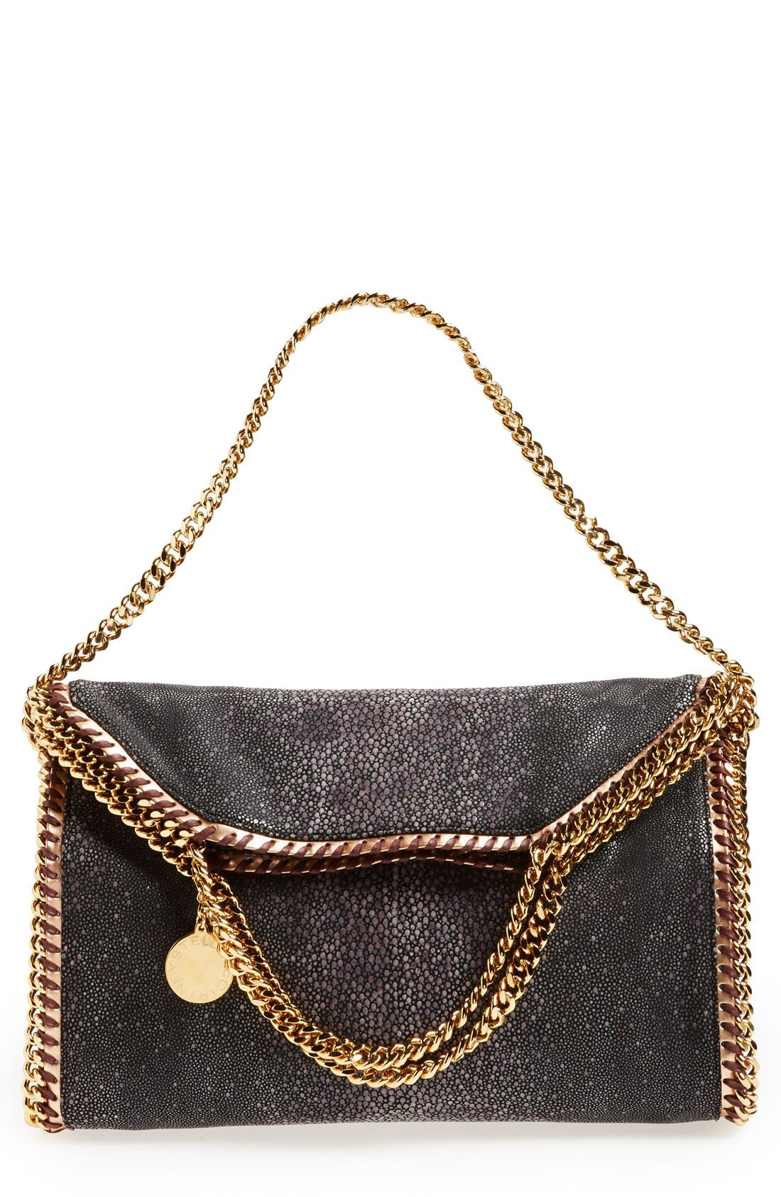 Alternate Image 1 Selected - Stella McCartney 'Falabella' Foldover Tote