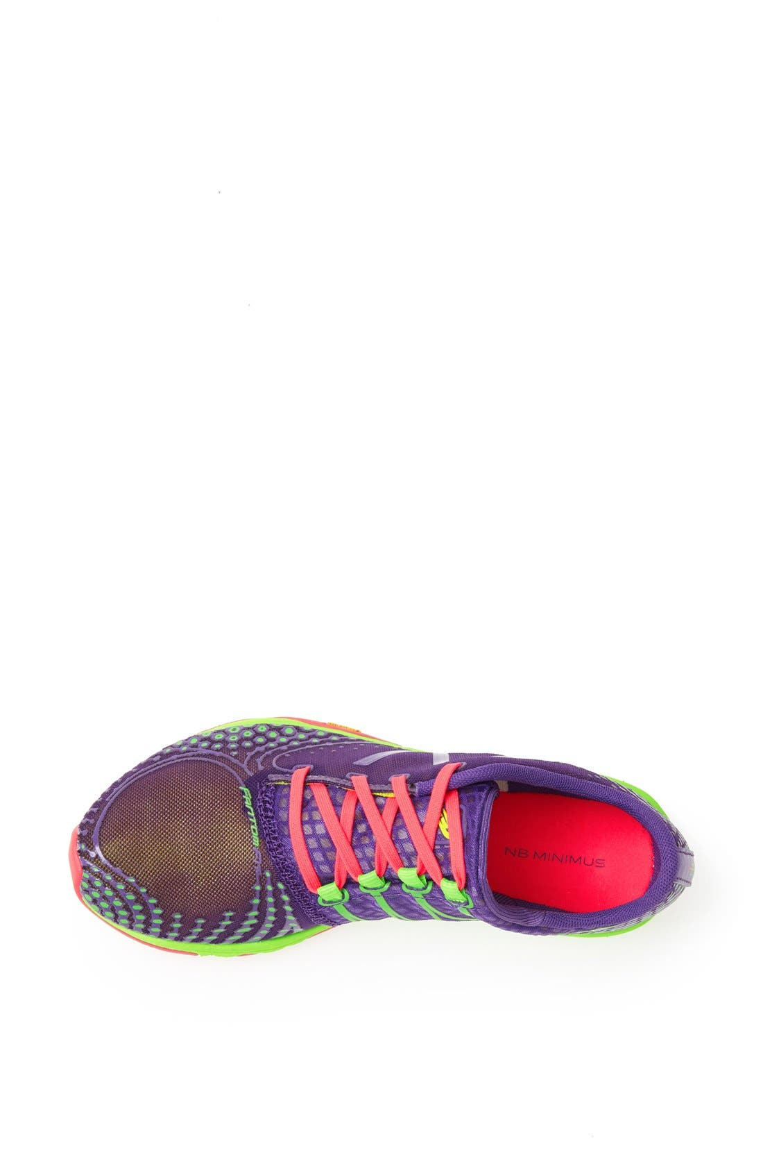 Alternate Image 3  - New Balance 'Minimus Zero V2' Minimal Road Running Shoe (Women)