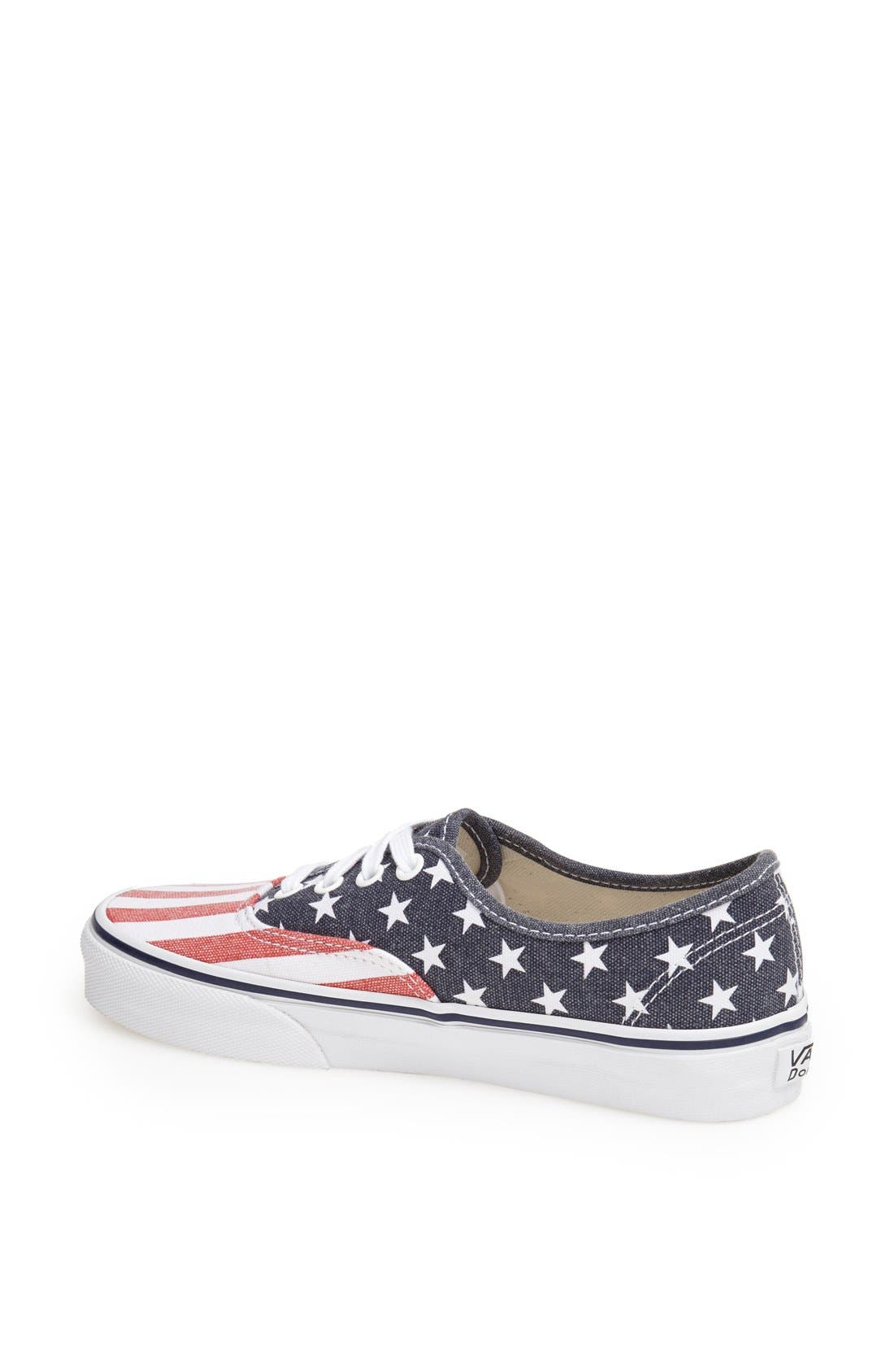 Alternate Image 2  - Vans 'Van Doren - Authentic' Sneaker (Women)