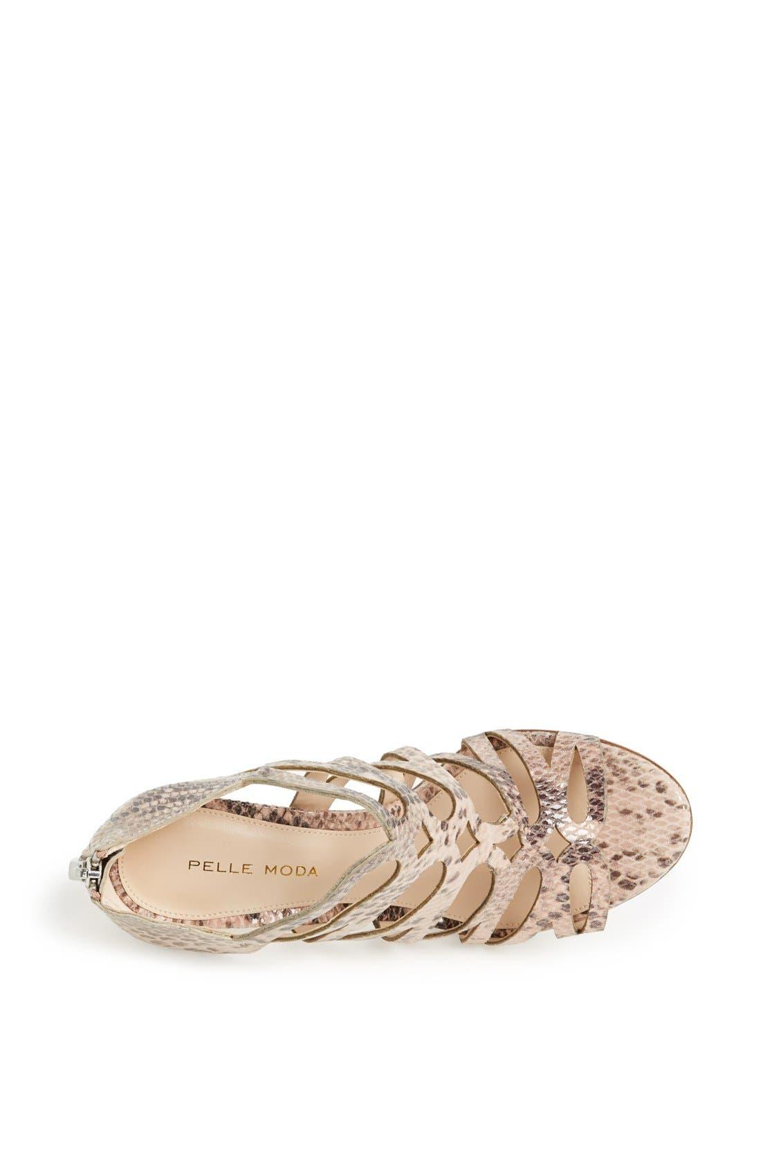 Alternate Image 3  - Pelle Moda 'Robyn' Leather Sandal