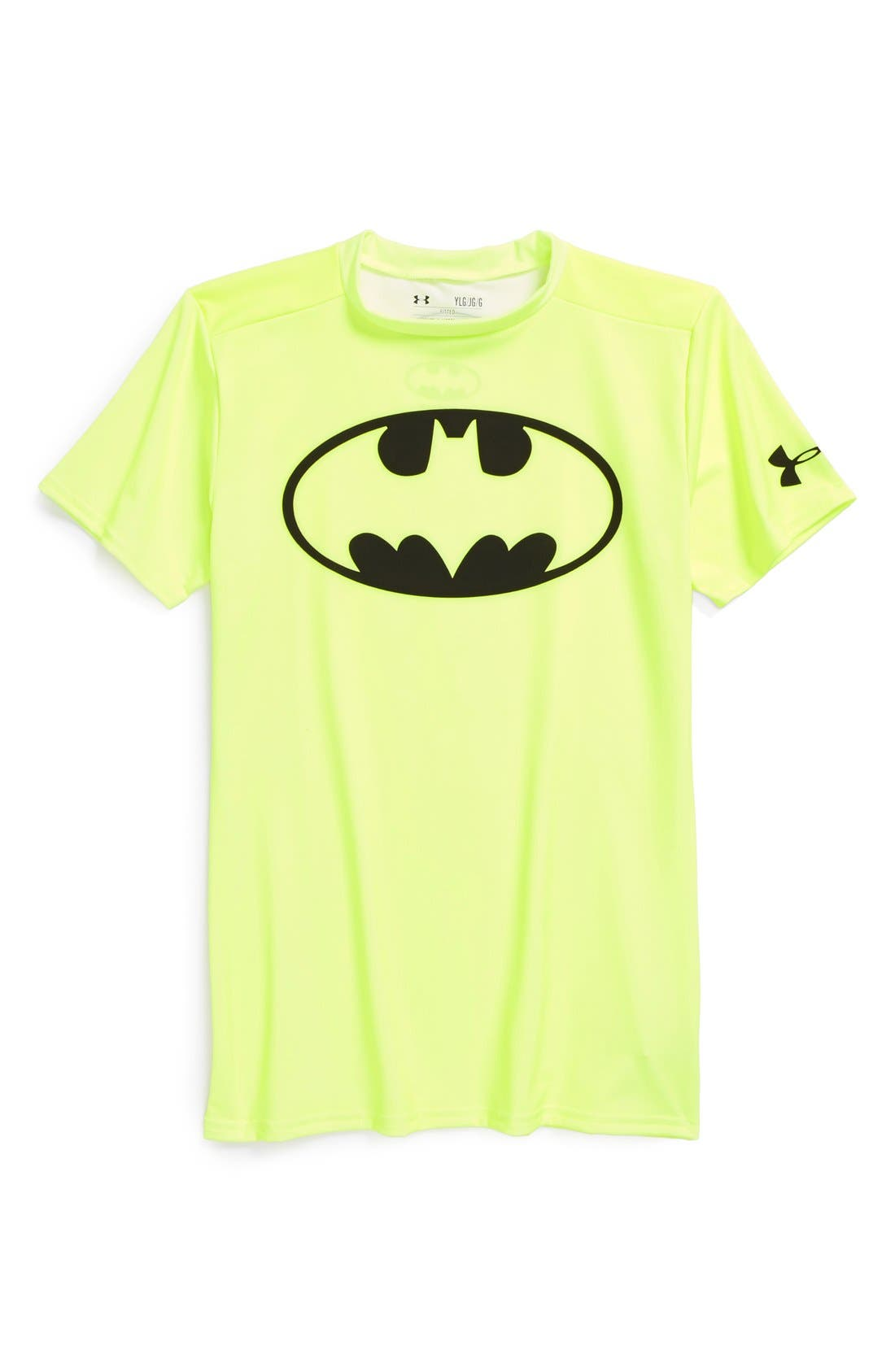 Alternate Image 1 Selected - Under Armour 'Alter Ego' Base Layer T-shirt (Big Boys)