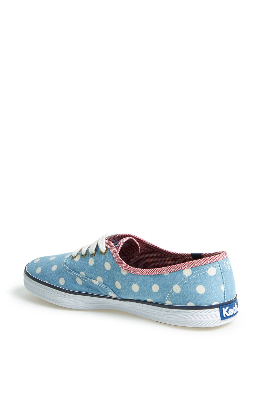 Alternate Image 2  - Keds® Taylor Swift 'Champion Polka Dot' Sneaker (Women)