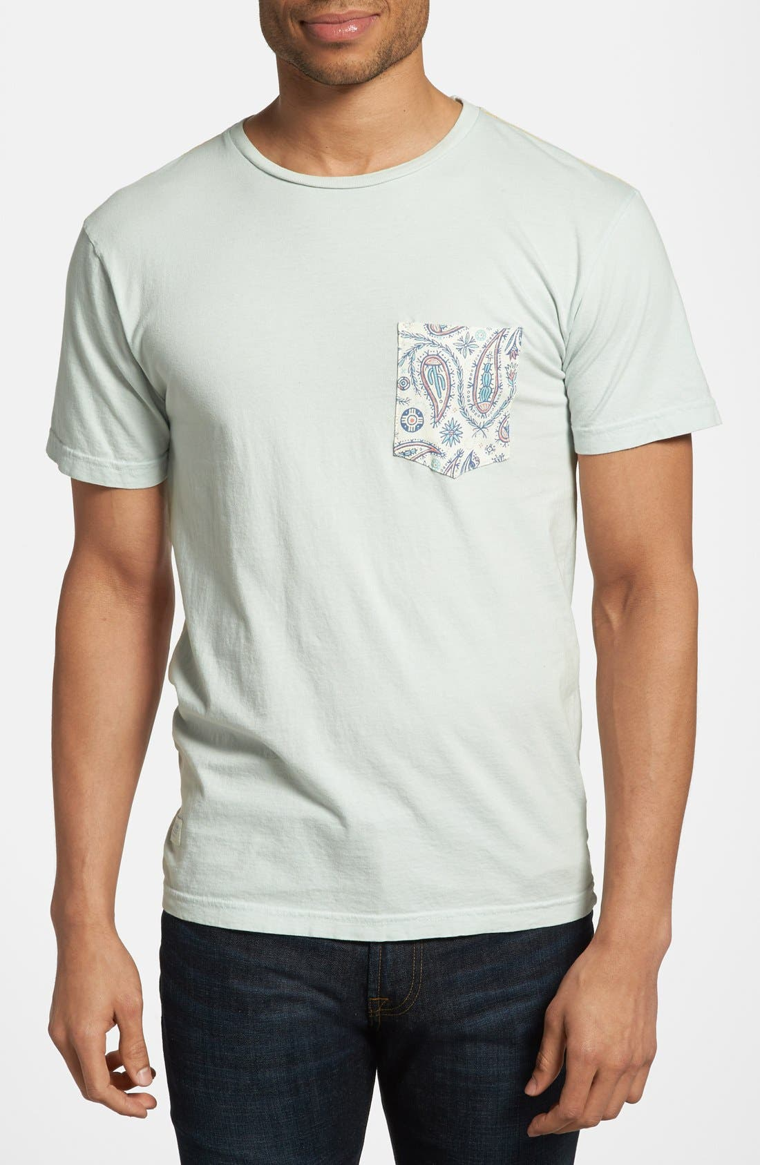 Alternate Image 1 Selected - Katin 'Kerchief' Cotton Crewneck Short Sleeve T-Shirt