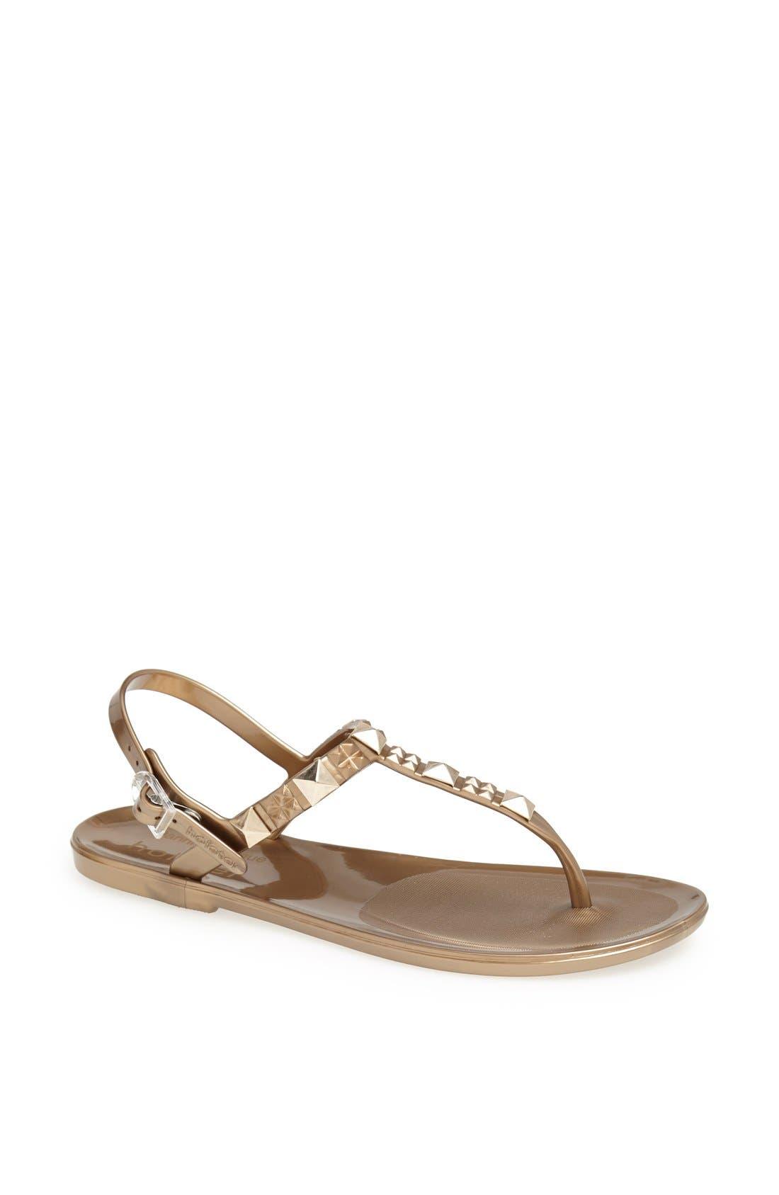Main Image - Holster Fashion 'Rockstar' Jelly Thong Sandal
