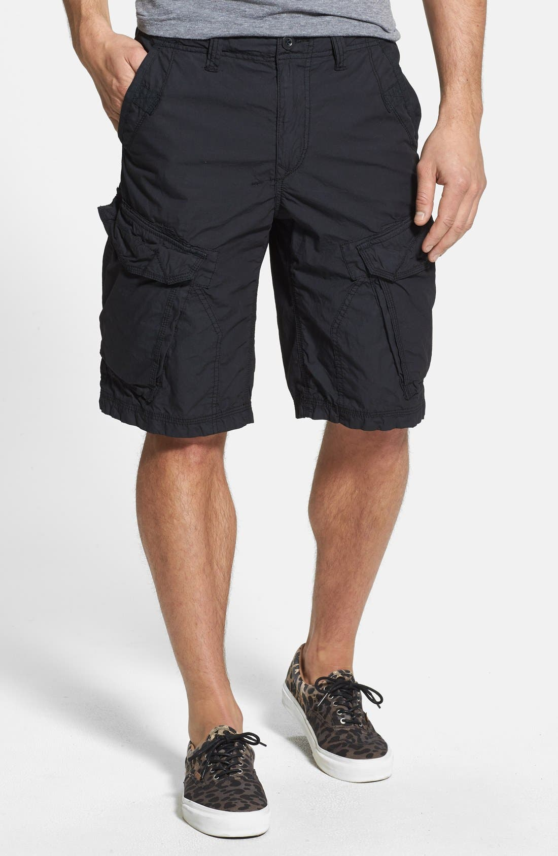 Main Image - Union 'New Duke' Cargo Shorts