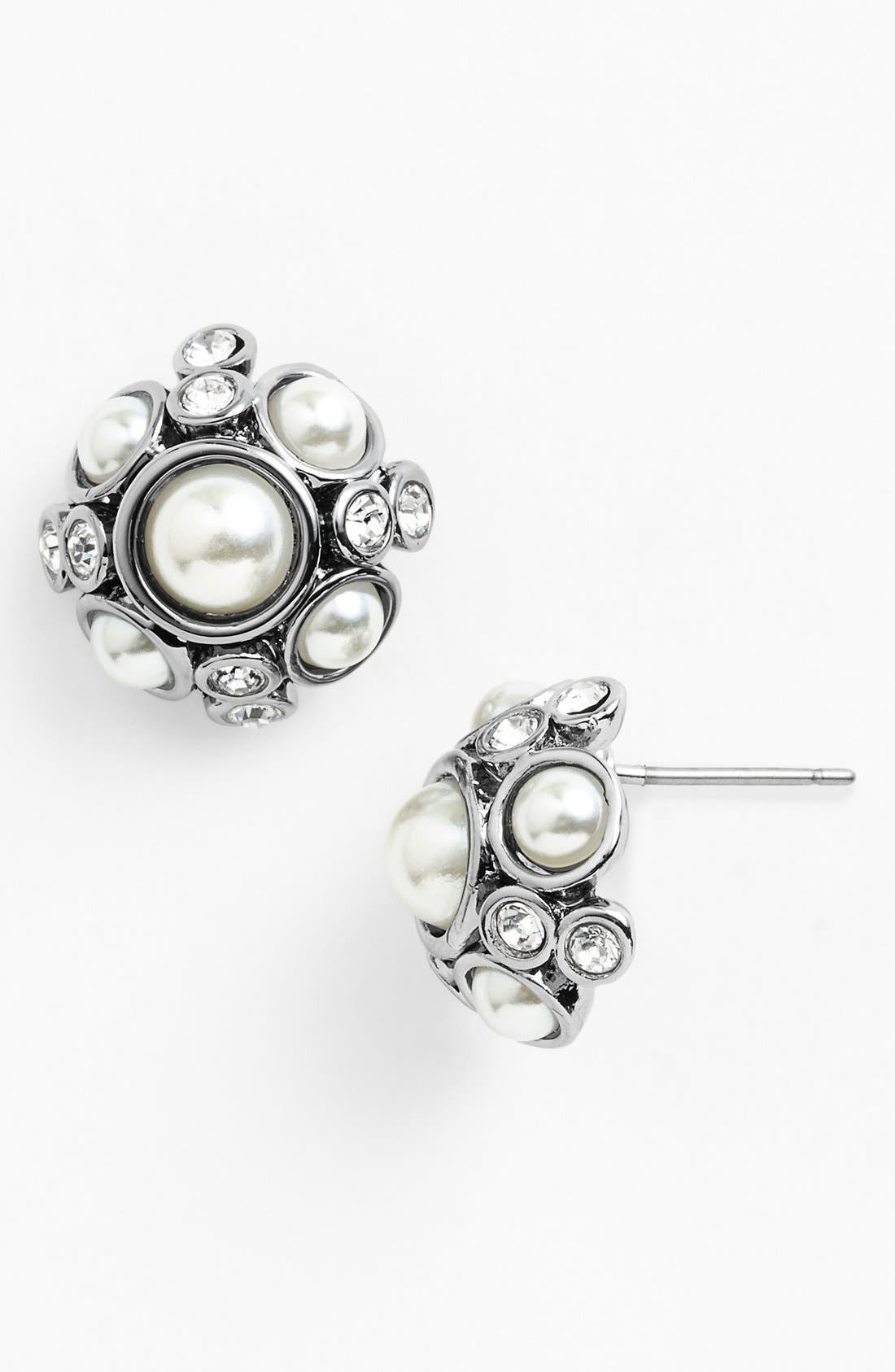 Alternate Image 1 Selected - Givenchy Cluster Stud Earrings (Nordstrom Exclusive)