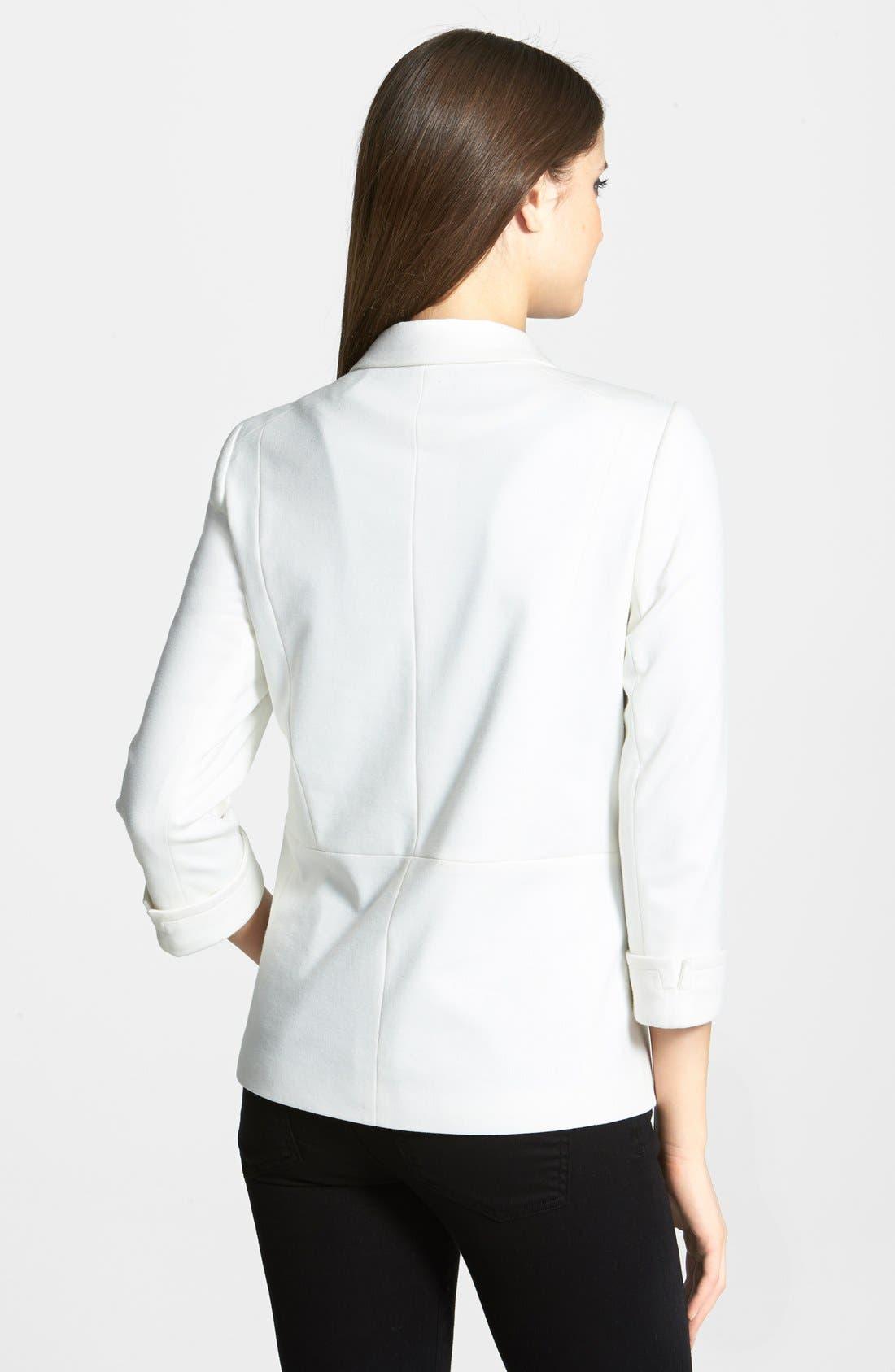 Alternate Image 2  - Wallis 'Ivy' Cuff Sleeve Jacket