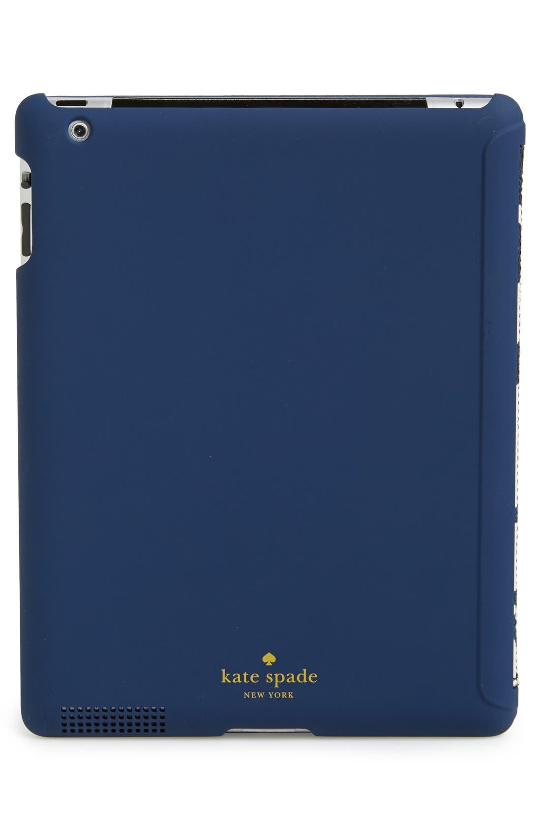Alternate Image 4  - kate spade new york 'monaco floral' iPad 2 & 3 folio