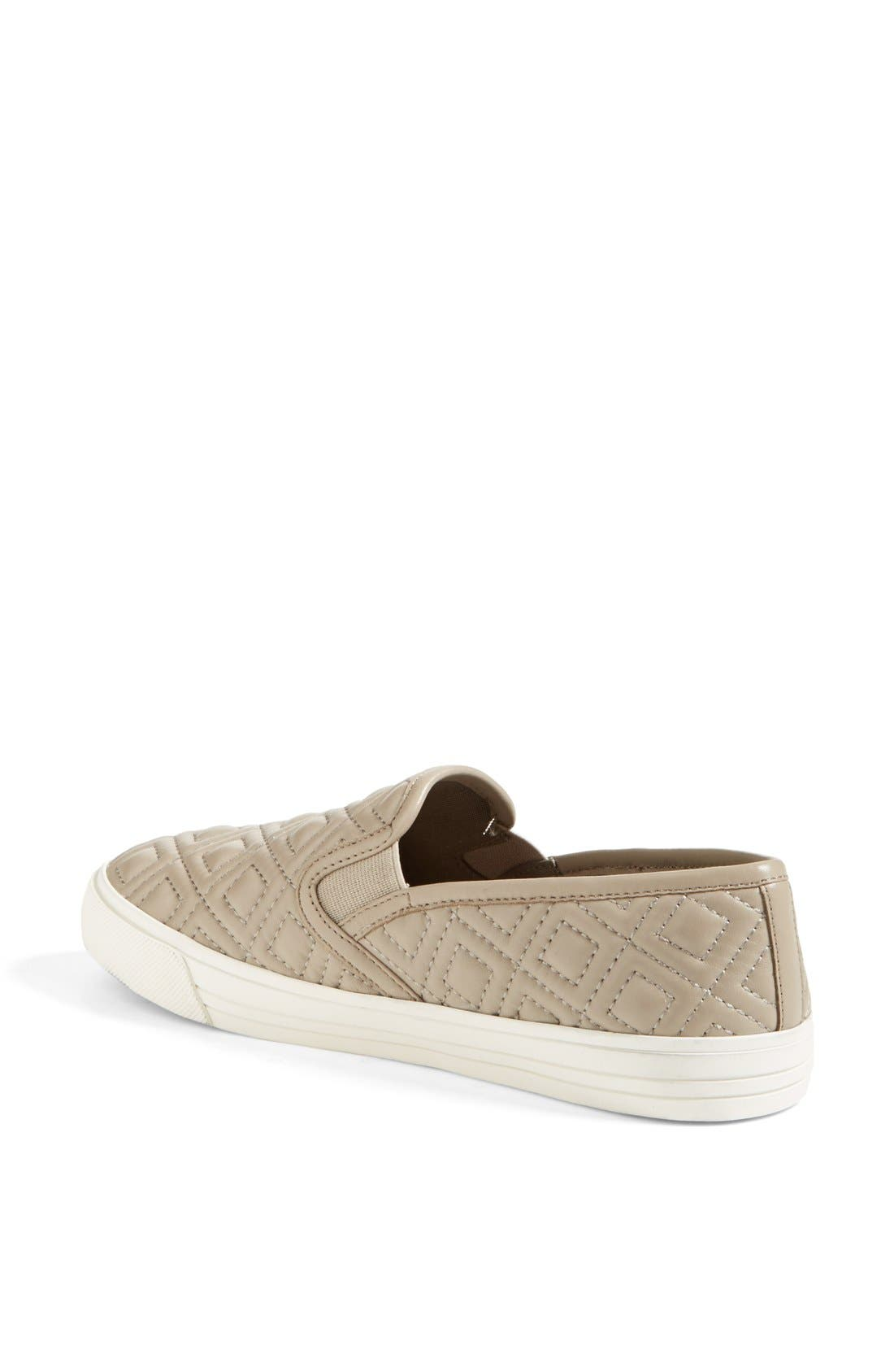 Alternate Image 2  - Tory Burch 'Jesse' Quilted Leather Sneaker